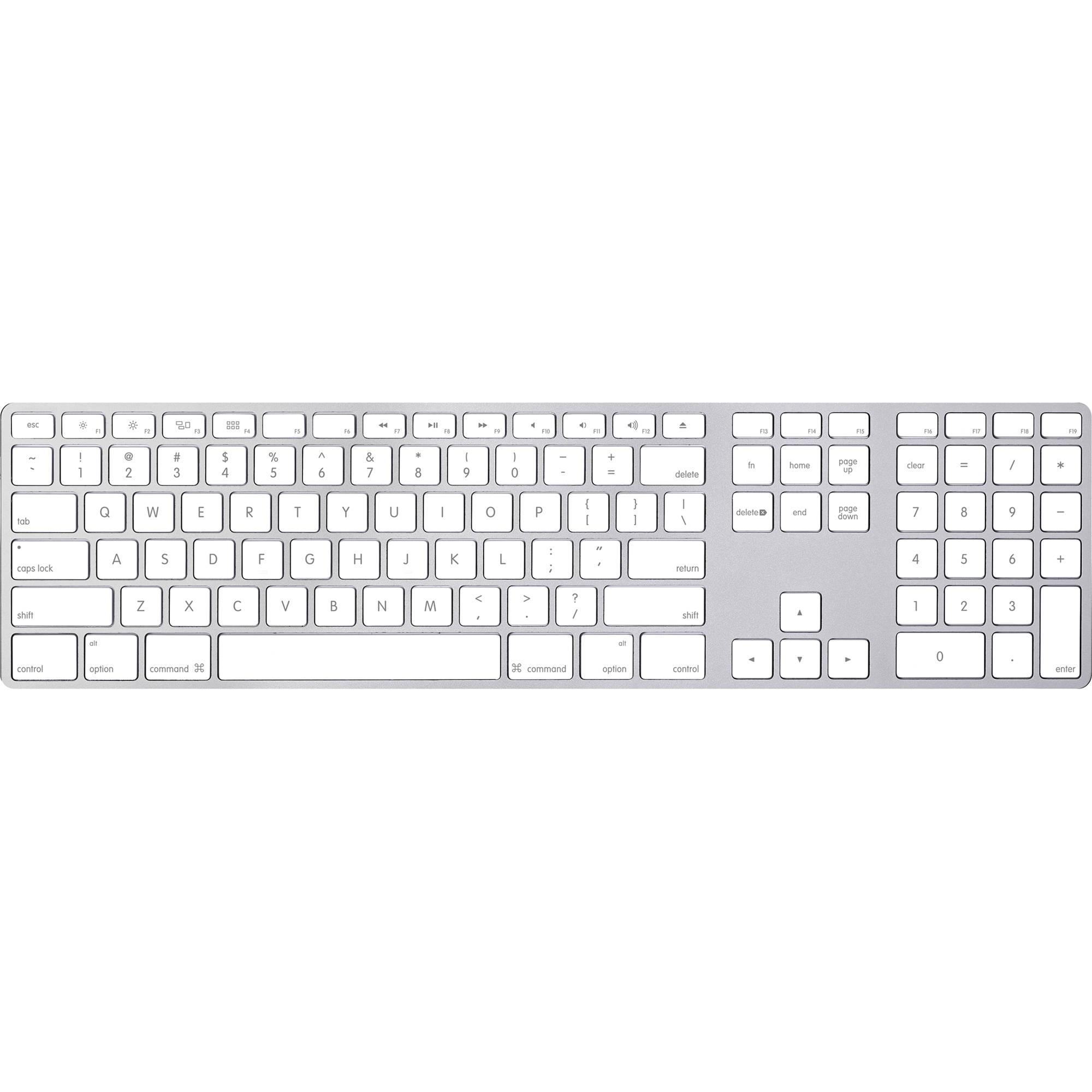 71c2b5f9c74 Apple Keyboard With Numeric Keypad - English (USA) MB110LL/B B&H