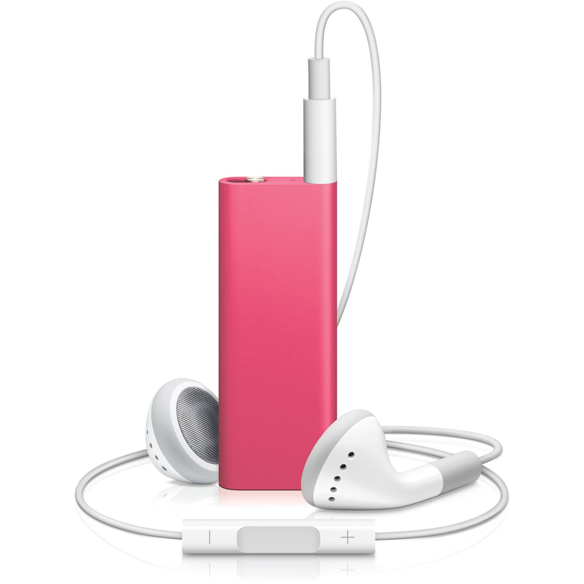 Ipod Shuffle Generations Comparison