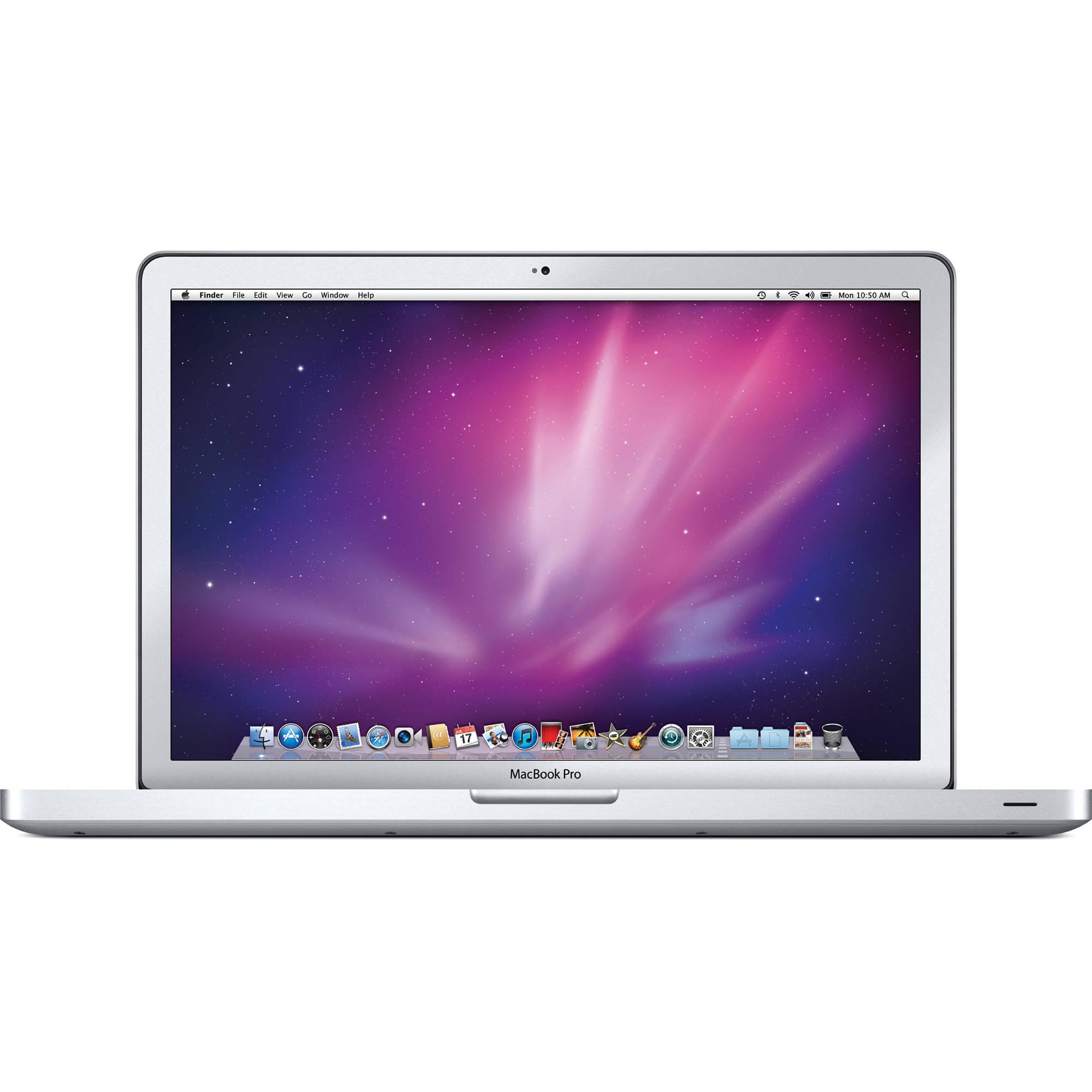 Apple 15 4 Quot Macbook Pro Notebook Computer Z0lz 0002 B Amp H
