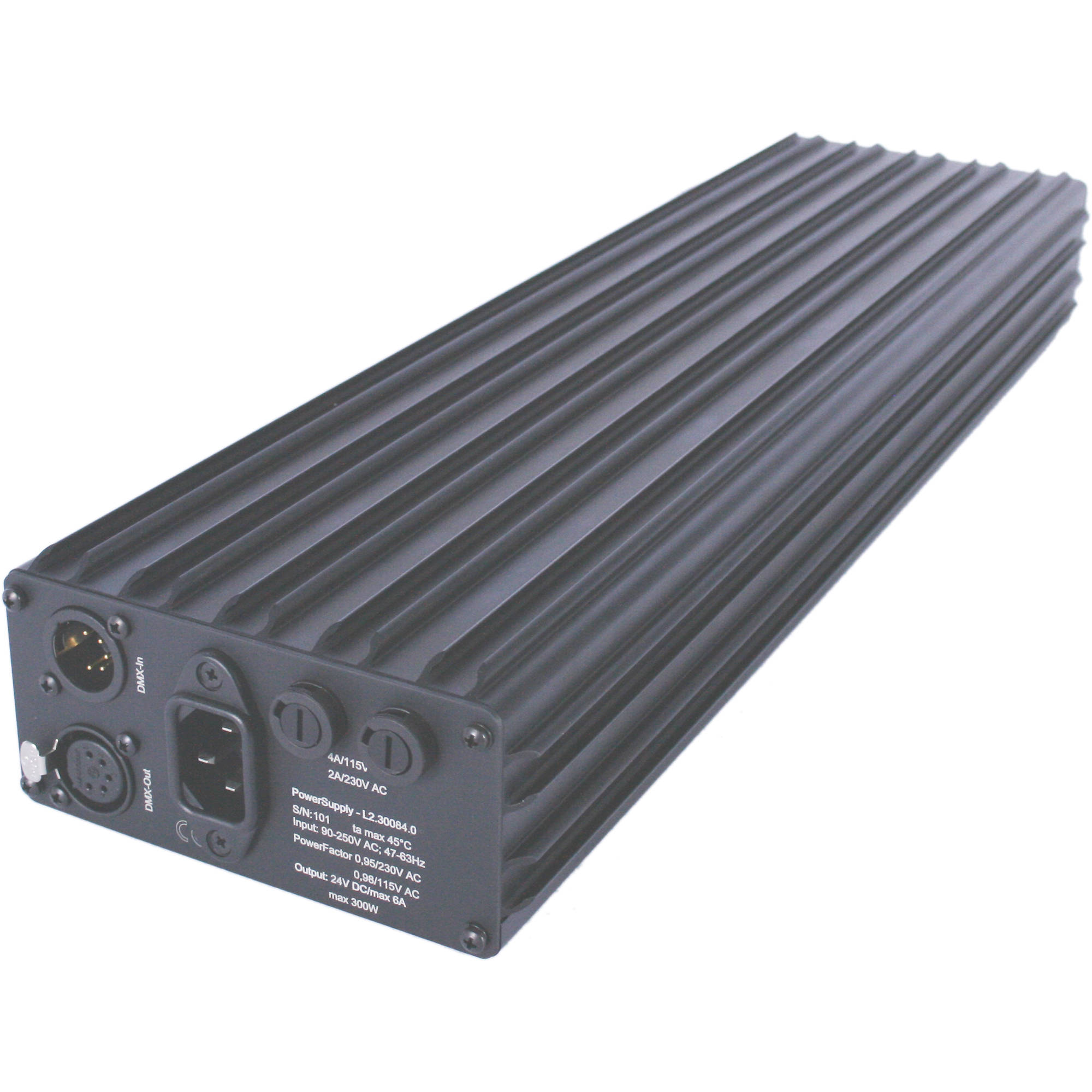 Arri Dmx Power Supply For Broadcaster Led Panel L230084a Bh The Over Cat5 System Is Not To Be Confused With