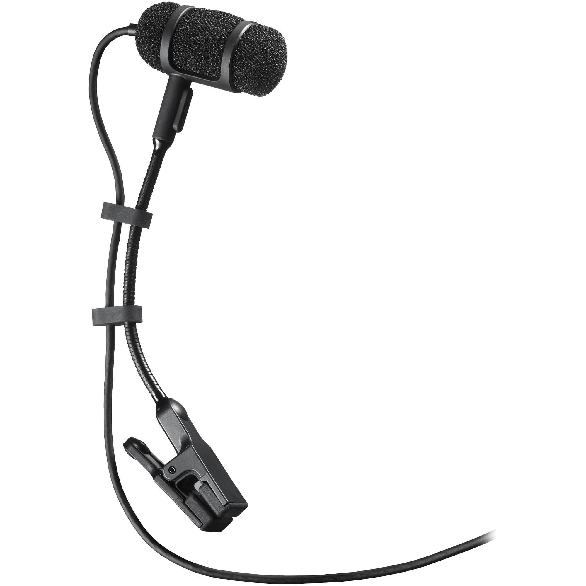 audio technica pro 35 instrument microphone pro 35 b h photo. Black Bedroom Furniture Sets. Home Design Ideas