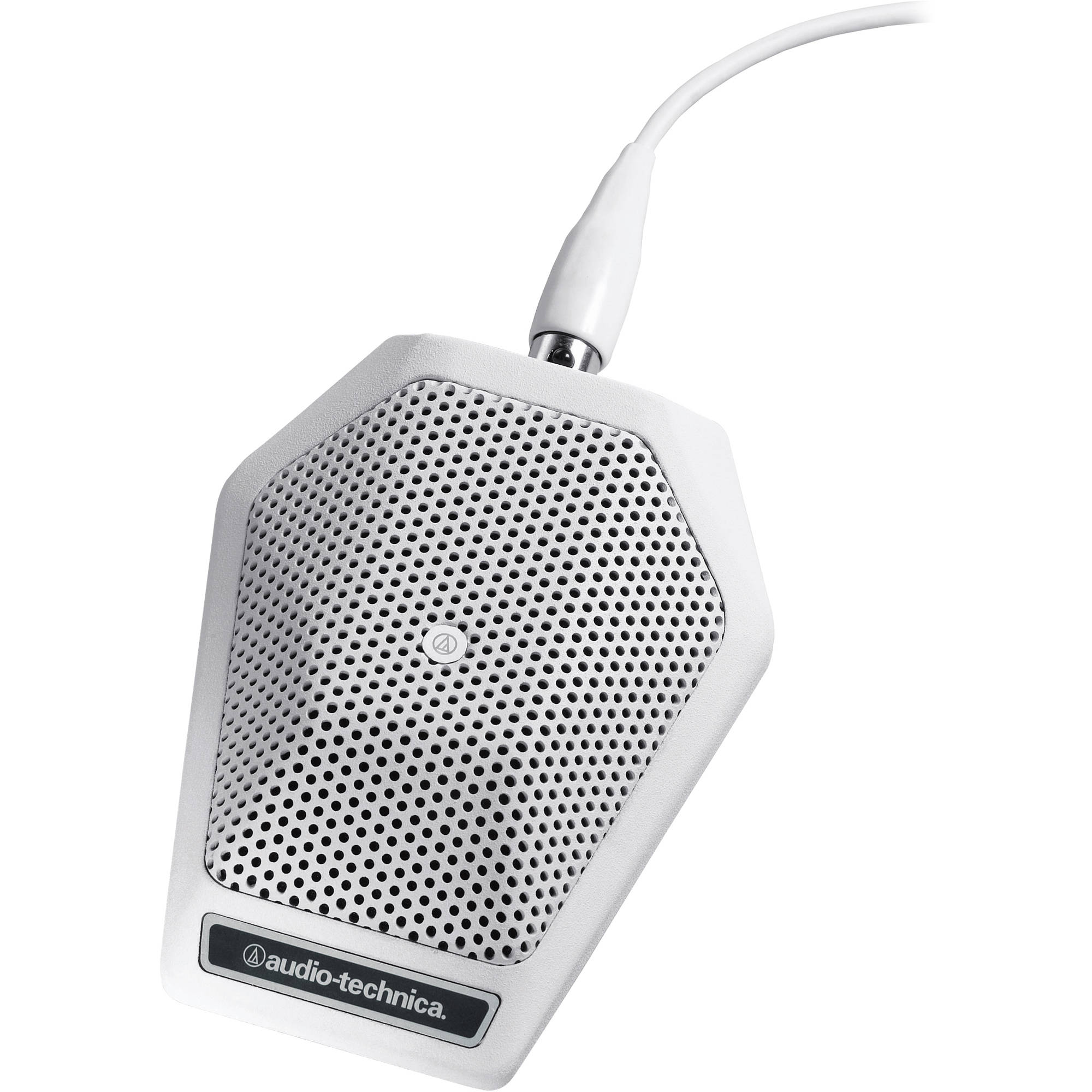 how to use boundary microphone