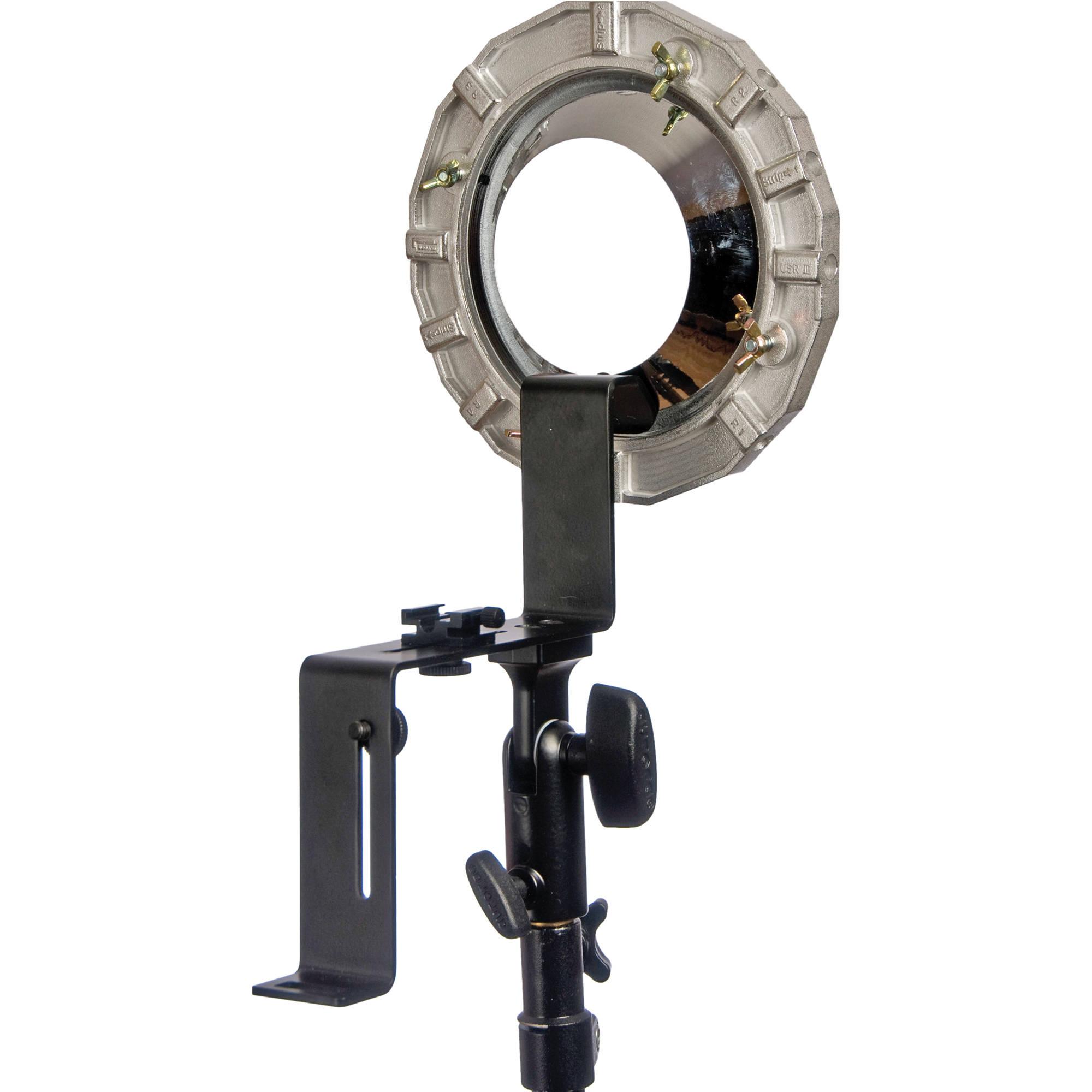 Z Bar Mini Lamp: Aurora Mini/Max Z-Bracket 5538850 B&H Photo Video