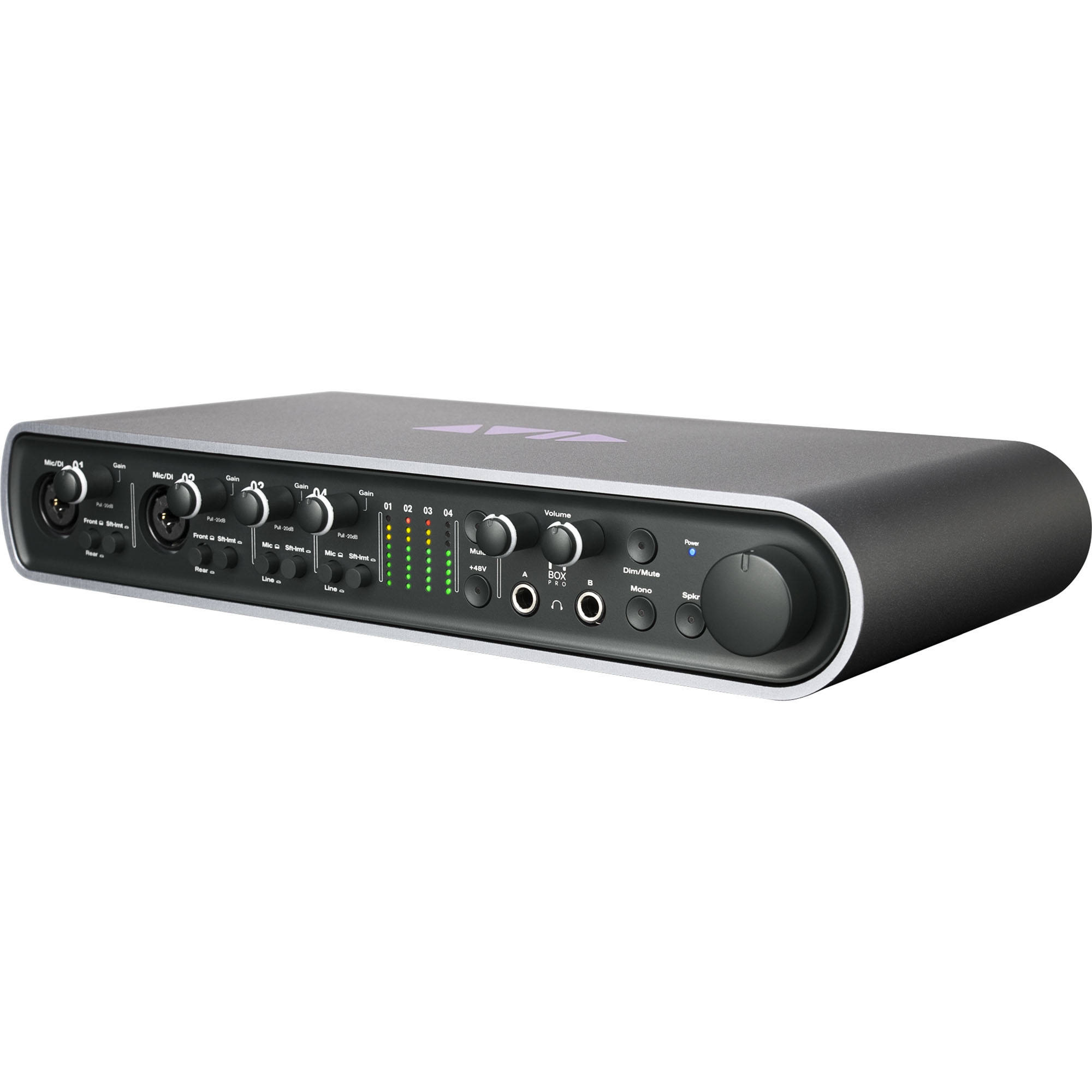 Avid Mbox 3 Pro Firewire Audio Interface 99006513713 B H Photo