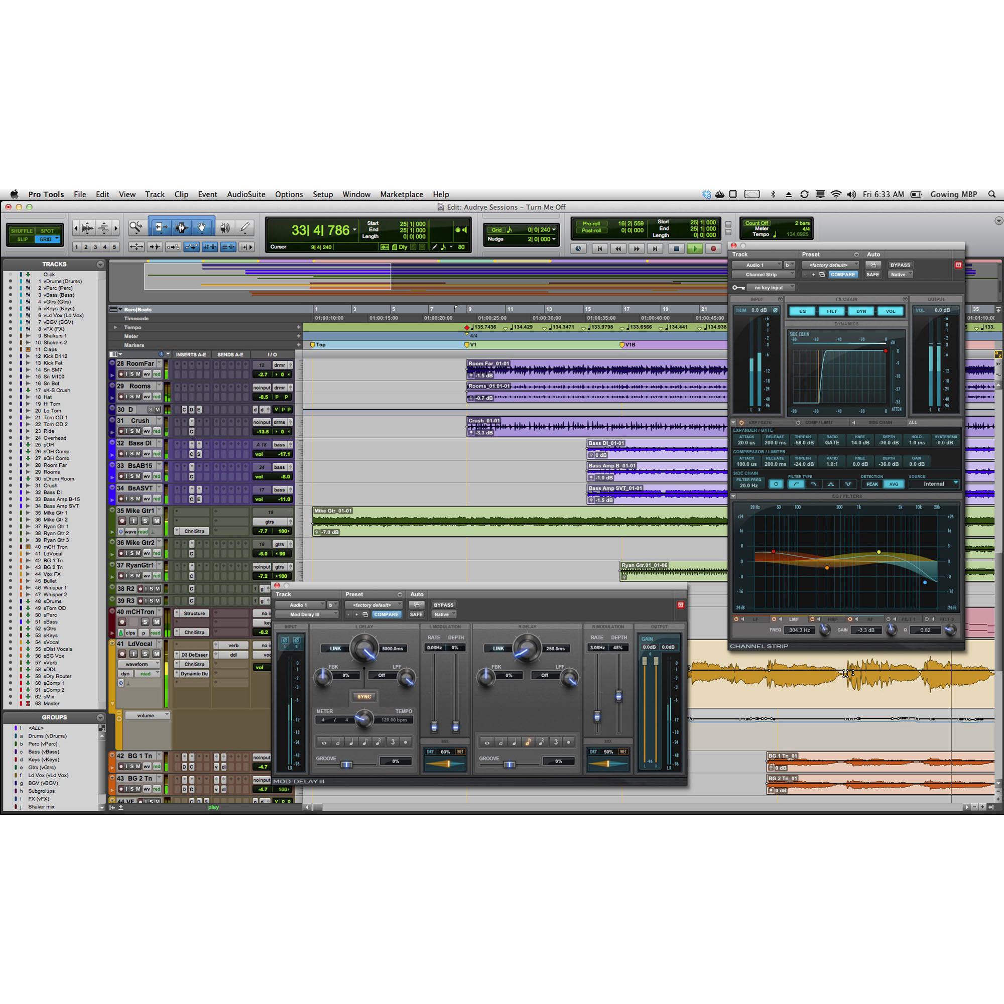 Avid pro tools 11 download – manuals panda.