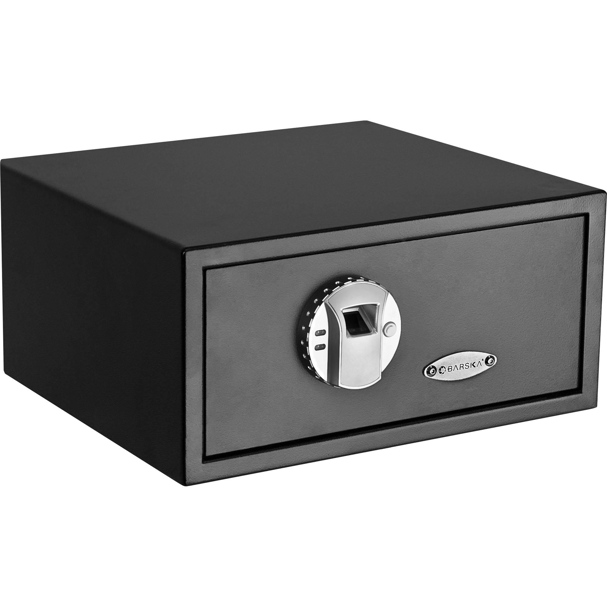 Barska Biometric Fingerprint Safe Ax11224 B H Photo Video