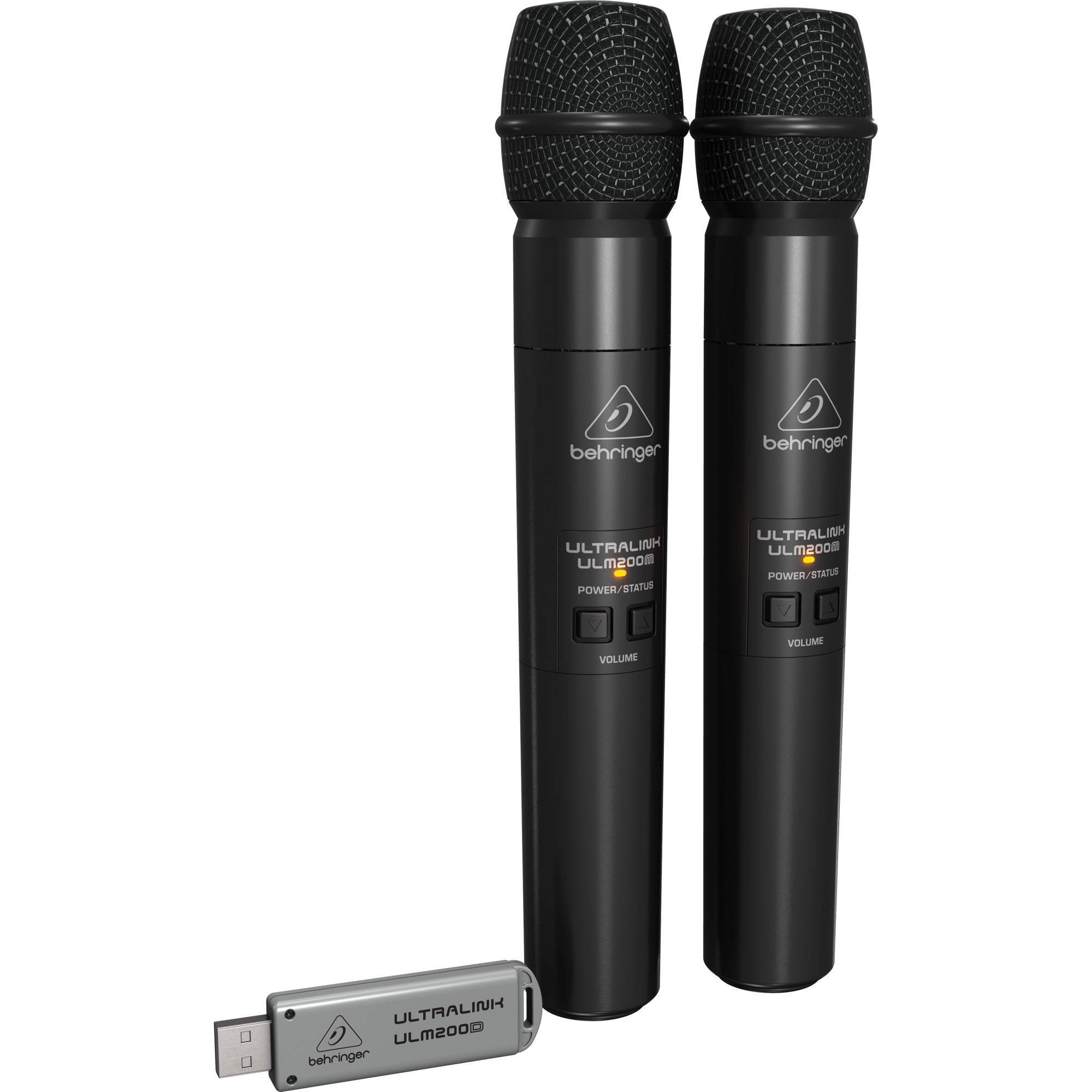 Behringer Ultralink Ulm202 Usb 24 Ghz Dual Wireless Wiring Harness In Spanish Microphone System