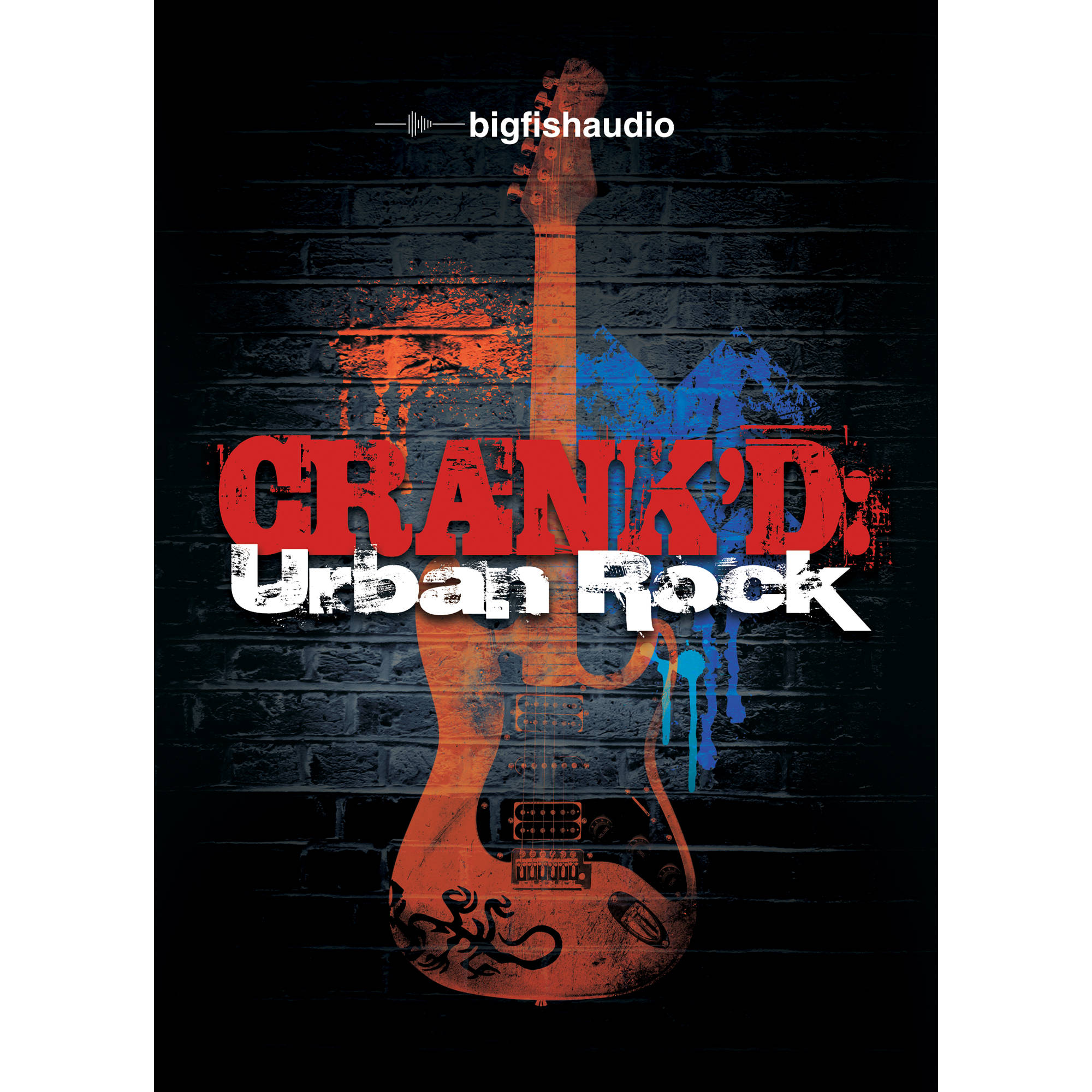 Big fish audio crank 39 d urban rock dvd crur1 orwxz b h photo for Big fish audio