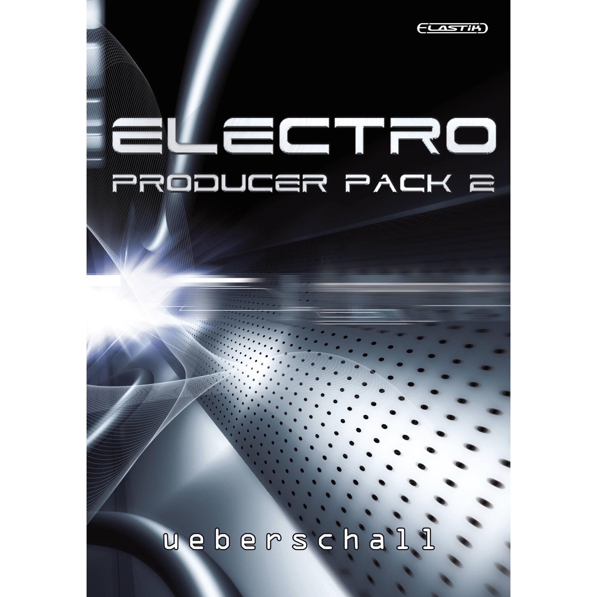 Big fish audio dvd electro producer pack 2 elpp2 pw b h photo for Big fish audio