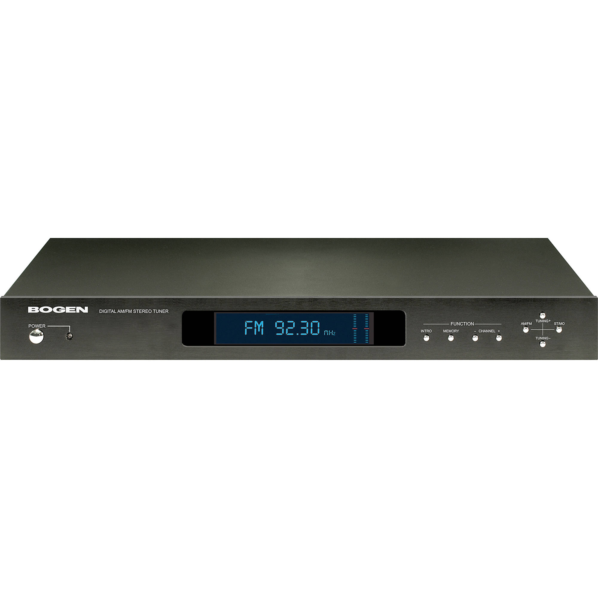 bogen communications dst1 digital stereo tuner dst1 b h photo. Black Bedroom Furniture Sets. Home Design Ideas