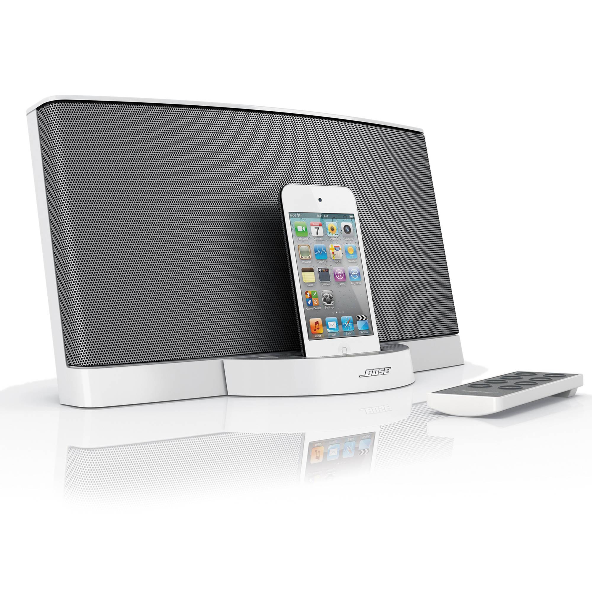 Bose SoundDock Series II Digital Music System (White) d9da614abb3bd