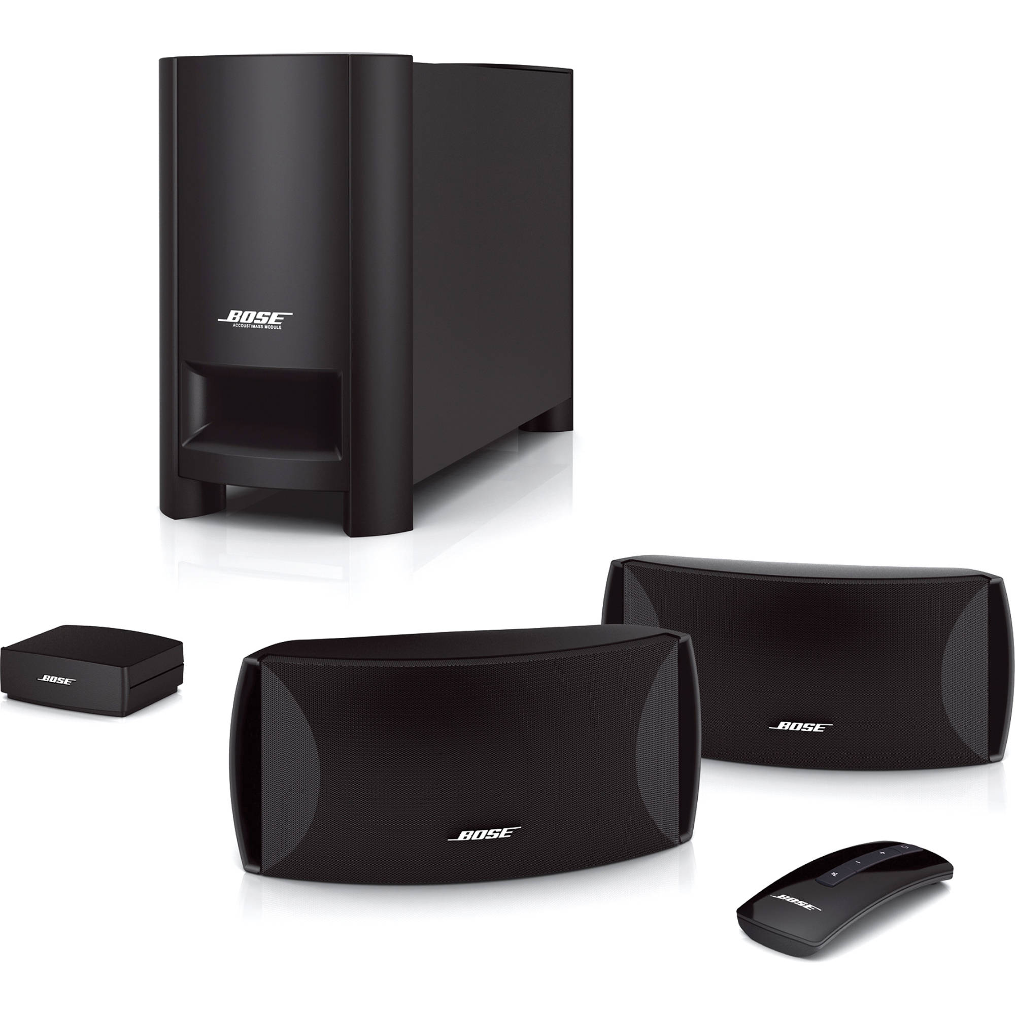 bose cinemate series ii digital home theater speaker. Black Bedroom Furniture Sets. Home Design Ideas