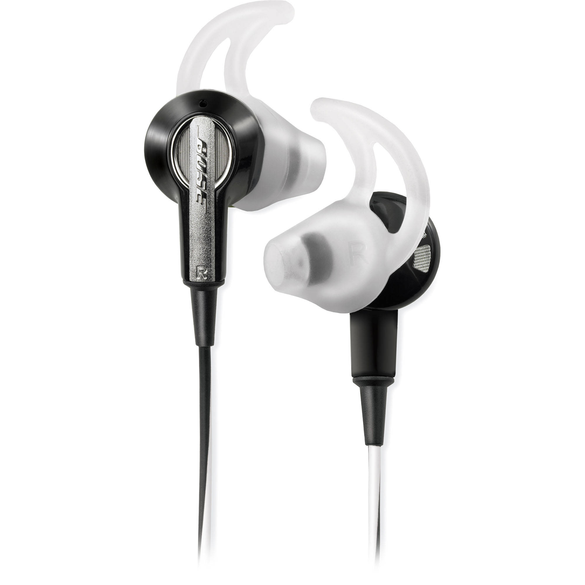 bose ie2 in ear audio headphones 627476 0020 b h photo video. Black Bedroom Furniture Sets. Home Design Ideas