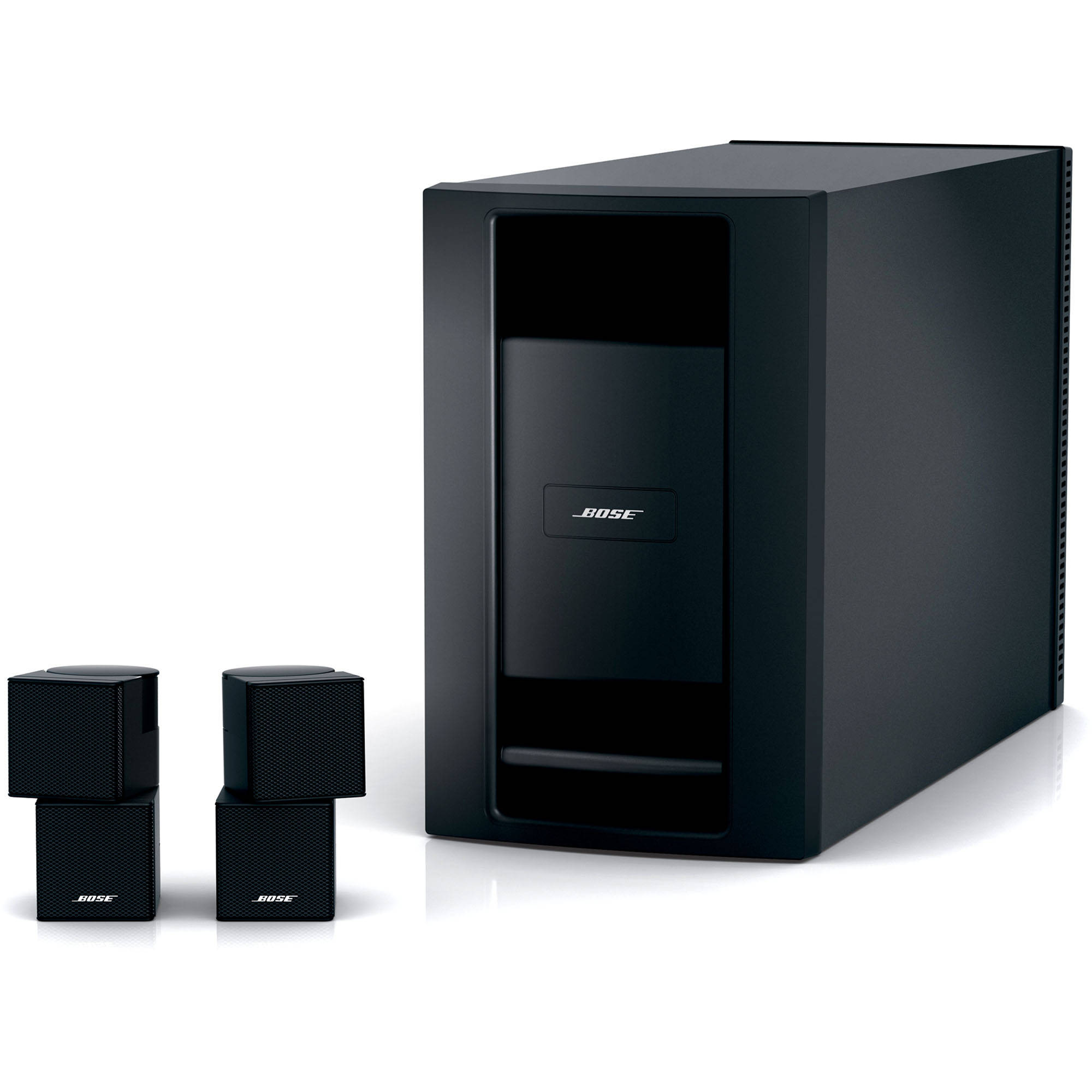 Lifestyle: Bose Lifestyle Homewide Powered Expansion Speaker 328170-1100