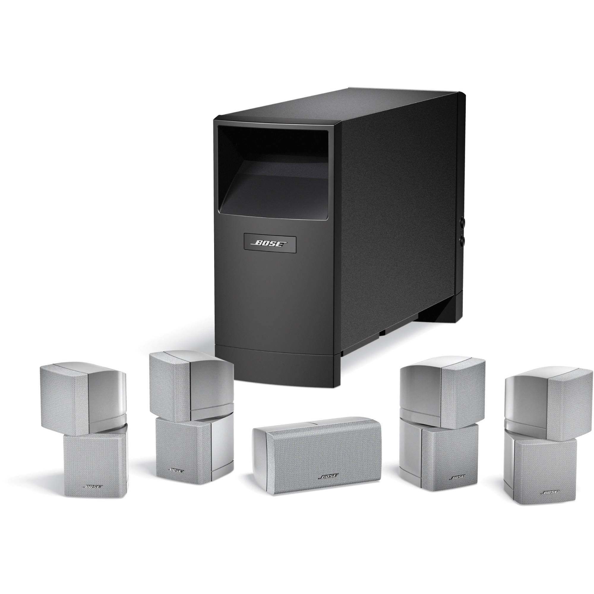 Bose Acoustimass  Series Iv Home Entertainment Speaker System Black