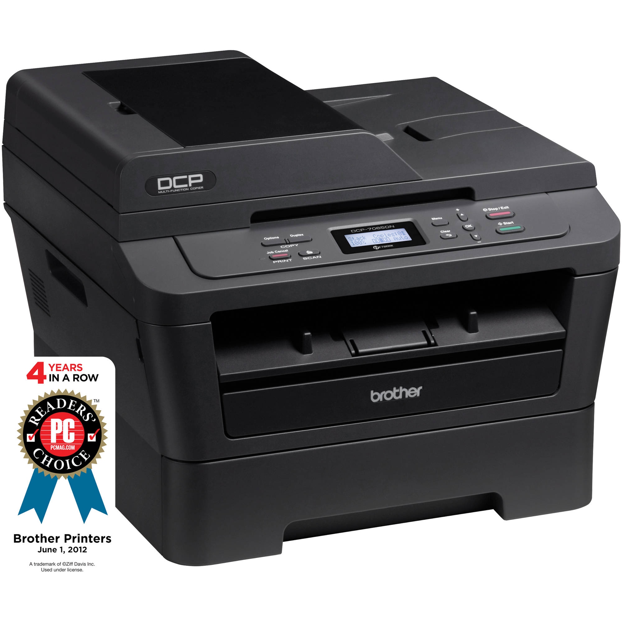 how to set up brother printer to scan to computer
