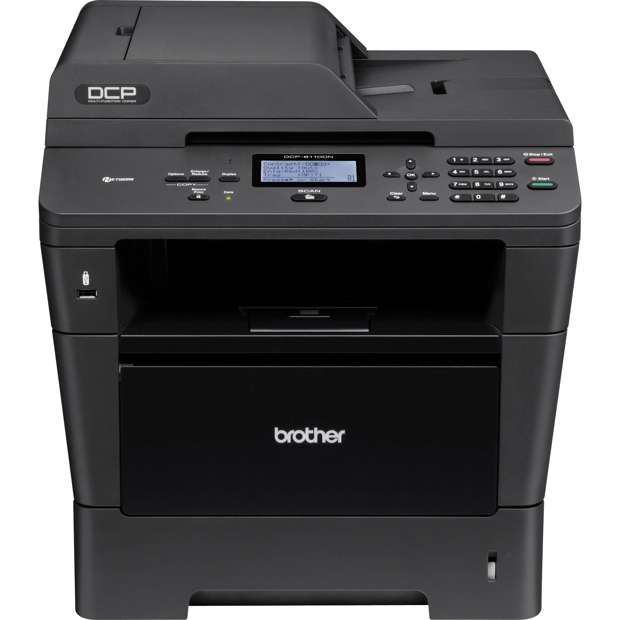 Brother DCP-163C XML Paper Specification Printer Drivers PC