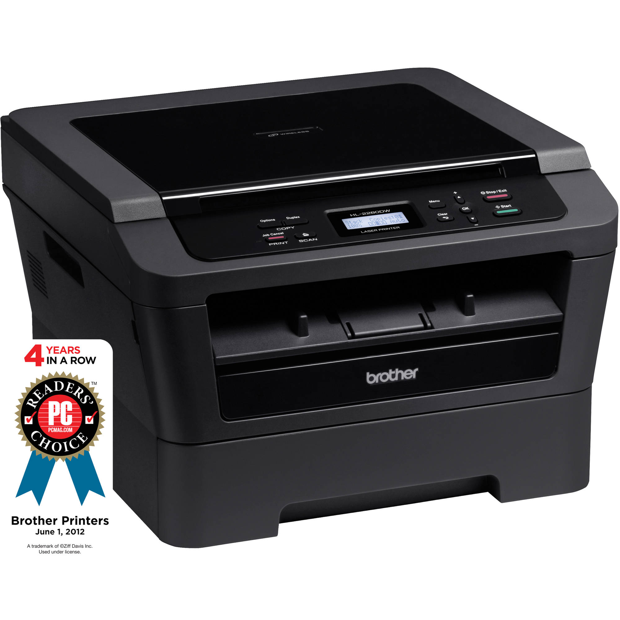 BROTHER LASER PRINTER HL-2280DW DRIVERS