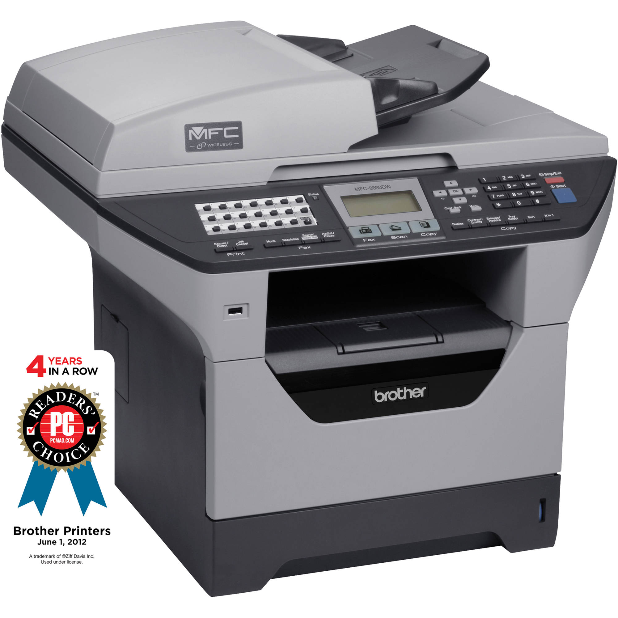 BROTHER MFC-8890DW PRINTER WINDOWS 8 DRIVER