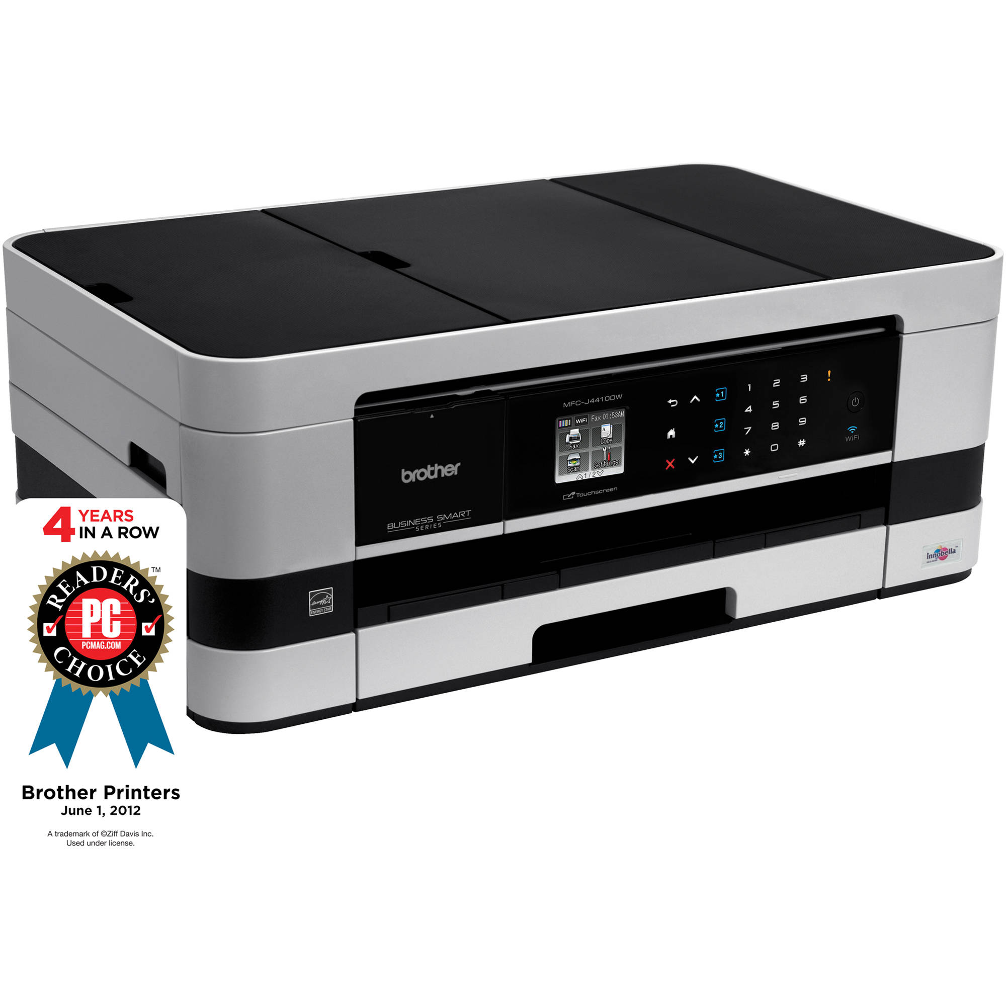 BROTHER MFC-J4410DW PRINTERSCANNER WINDOWS 8 X64 DRIVER DOWNLOAD
