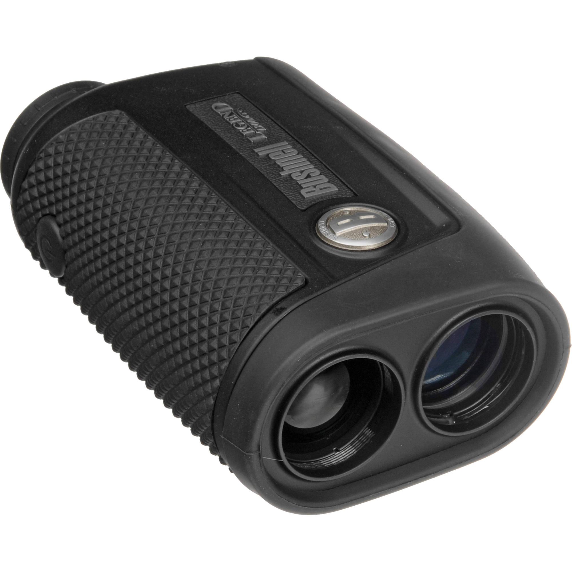 Bushnell team primes the truth arc bow mode laser rangefinder, 4 x.