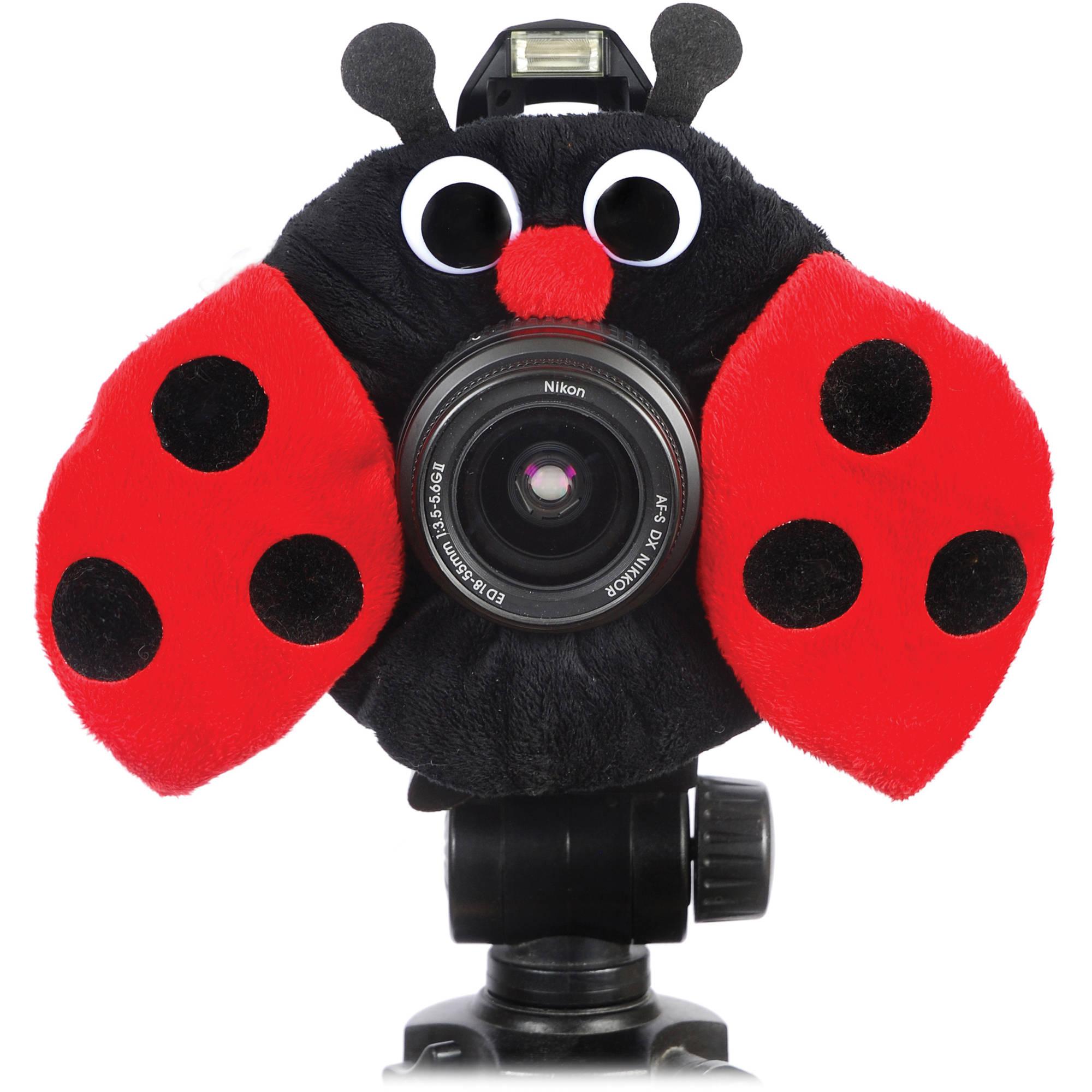 camera creatures look at me ladybug posing prop ccll001 b u0026h