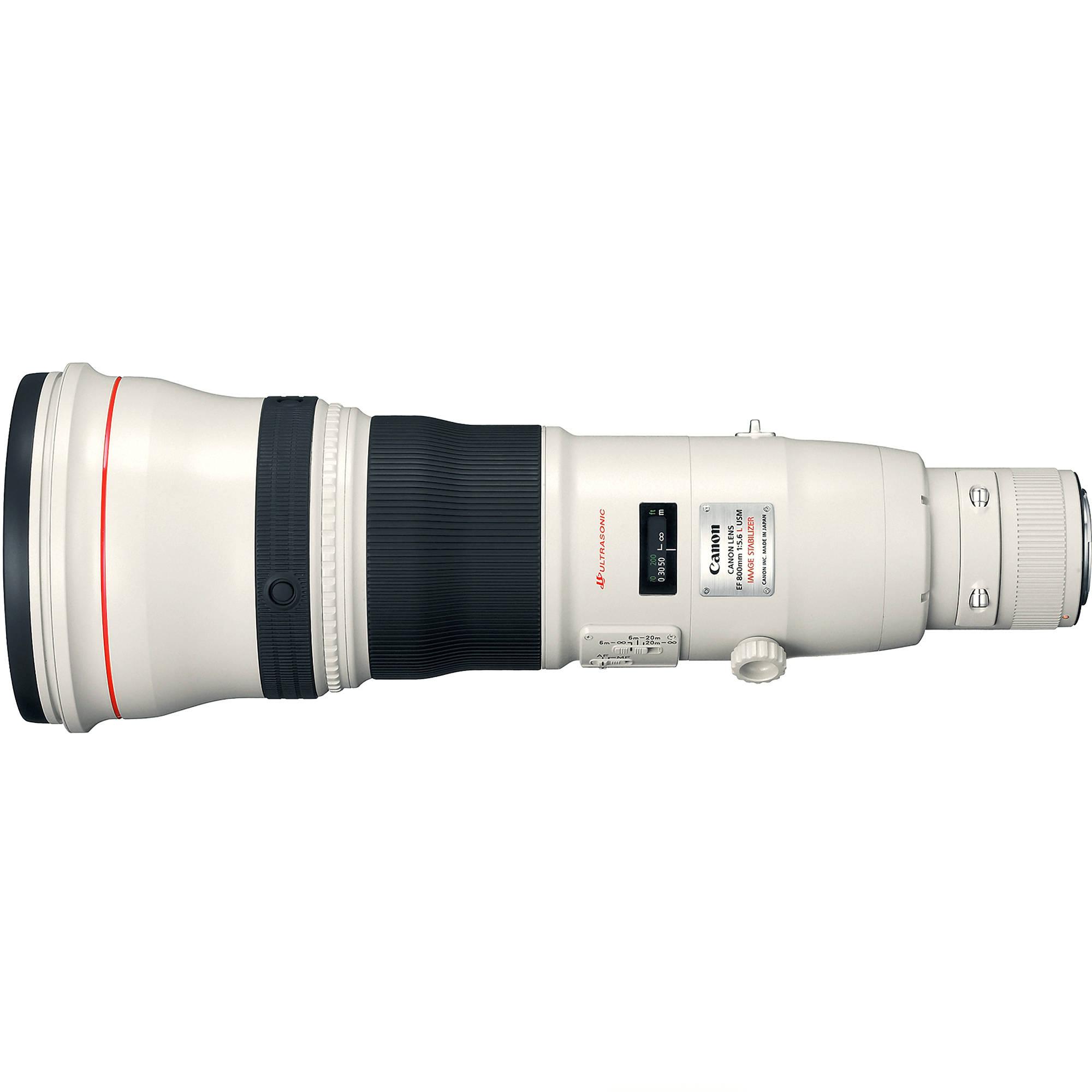 Canon Ef 800mm F 56l Is Usm Lens 2746b002 Bh Photo Video Element Under Hood Fuse Box 07