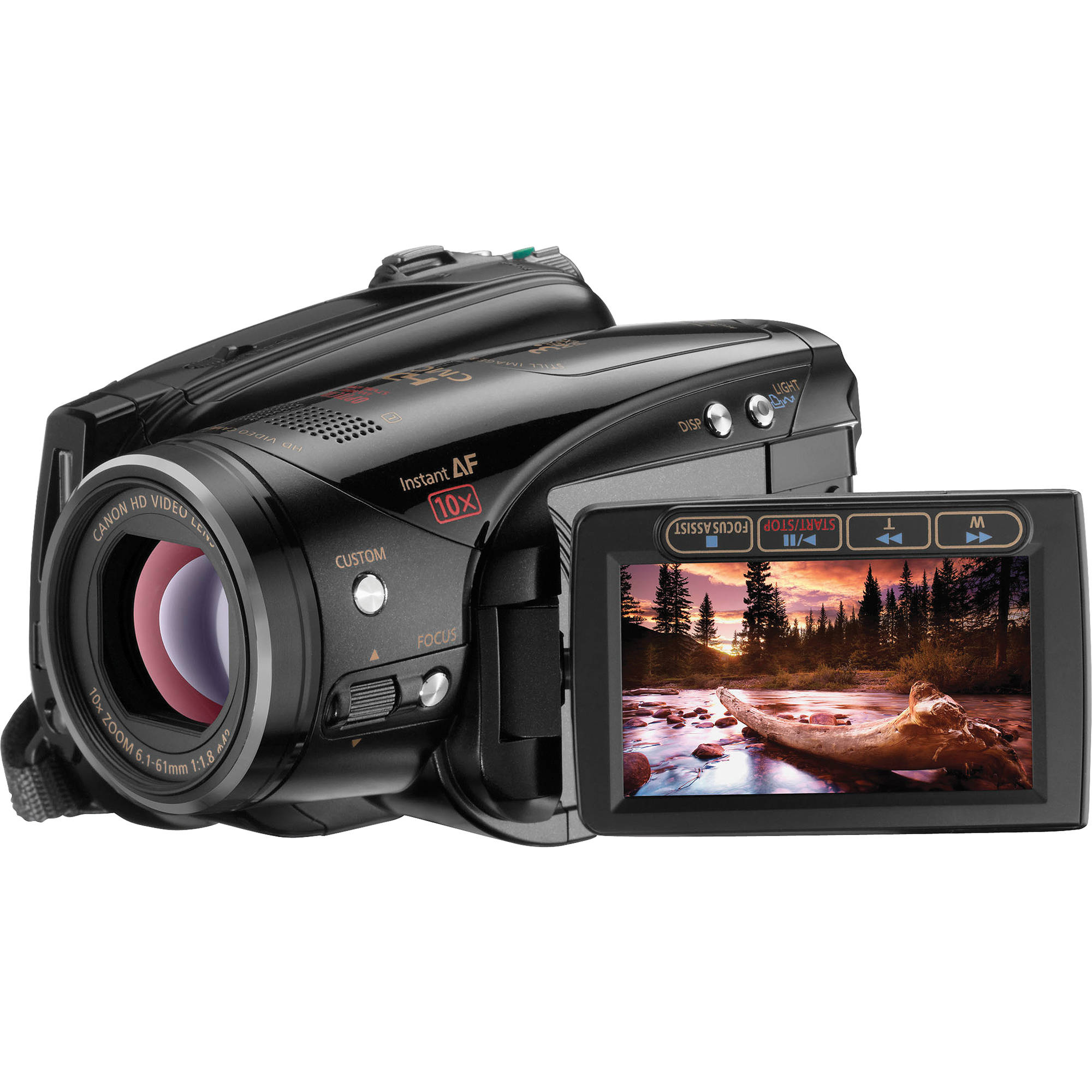 canon vixia hv40 high definition camcorder 3686b001 b h photo rh bhphotovideo com Canon VIXIA HF M30 Canon Vixia HF20