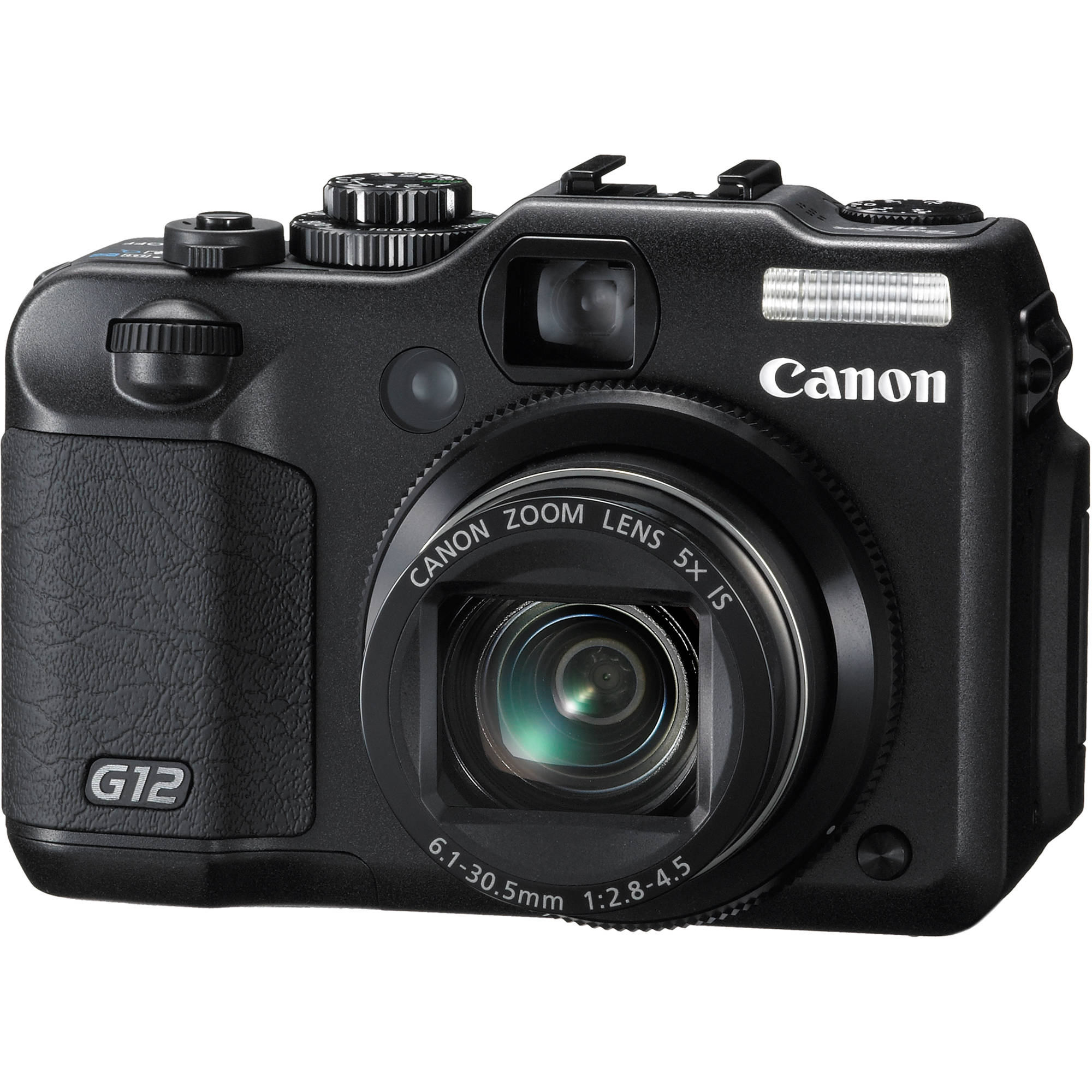 used canon powershot g12 digital camera 4342b026aa b h photo rh bhphotovideo com Canon PowerShot G12 Sale Canon PowerShot G12 Body