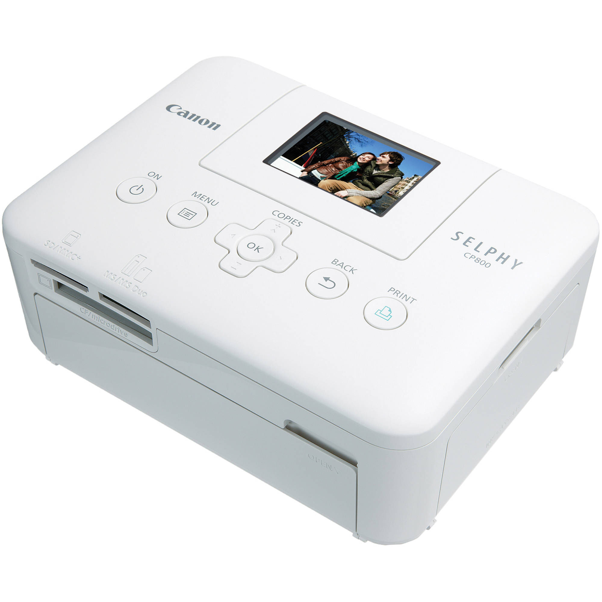 Driver for Canon SELPHY CP800 Printer