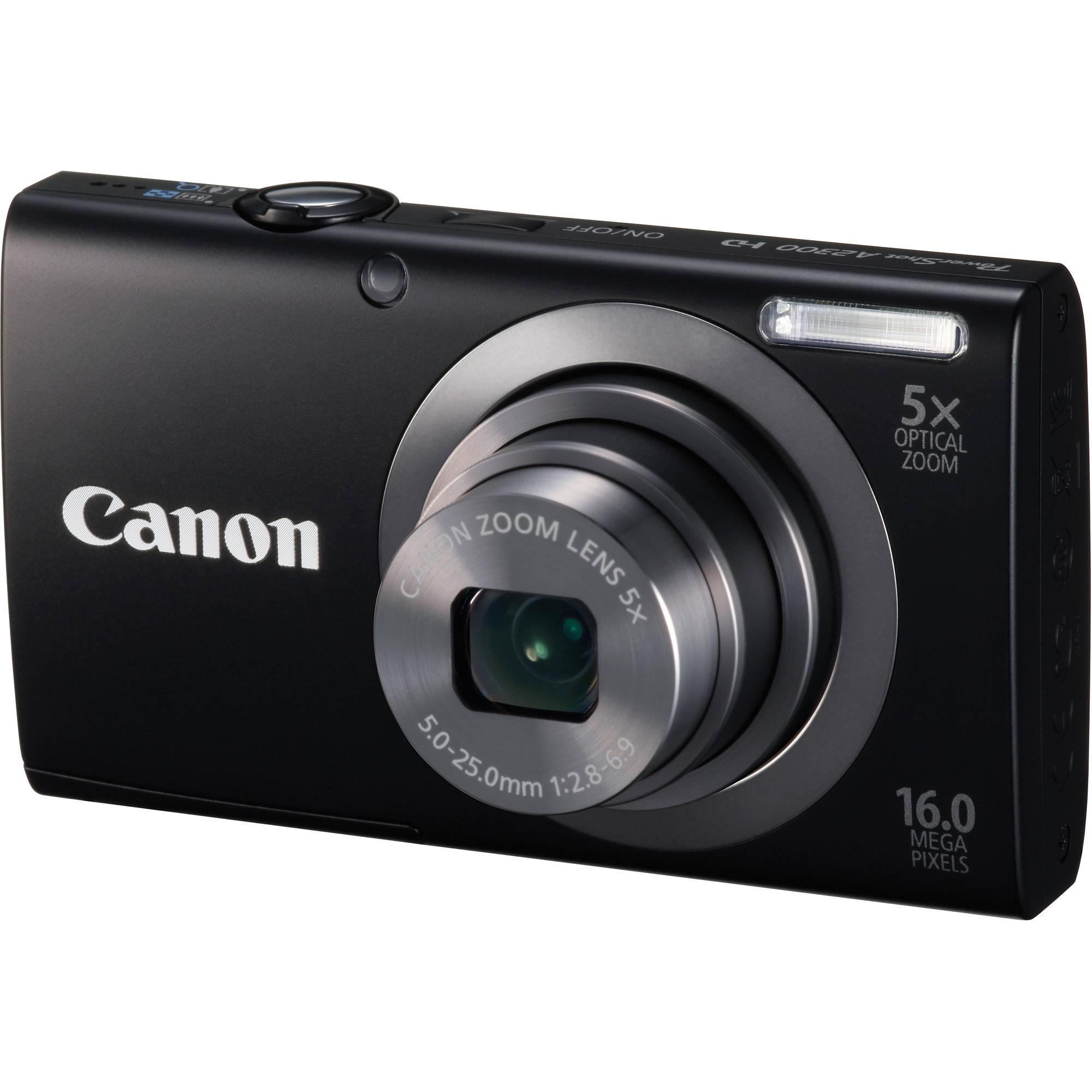 canon powershot a2200 hd manual
