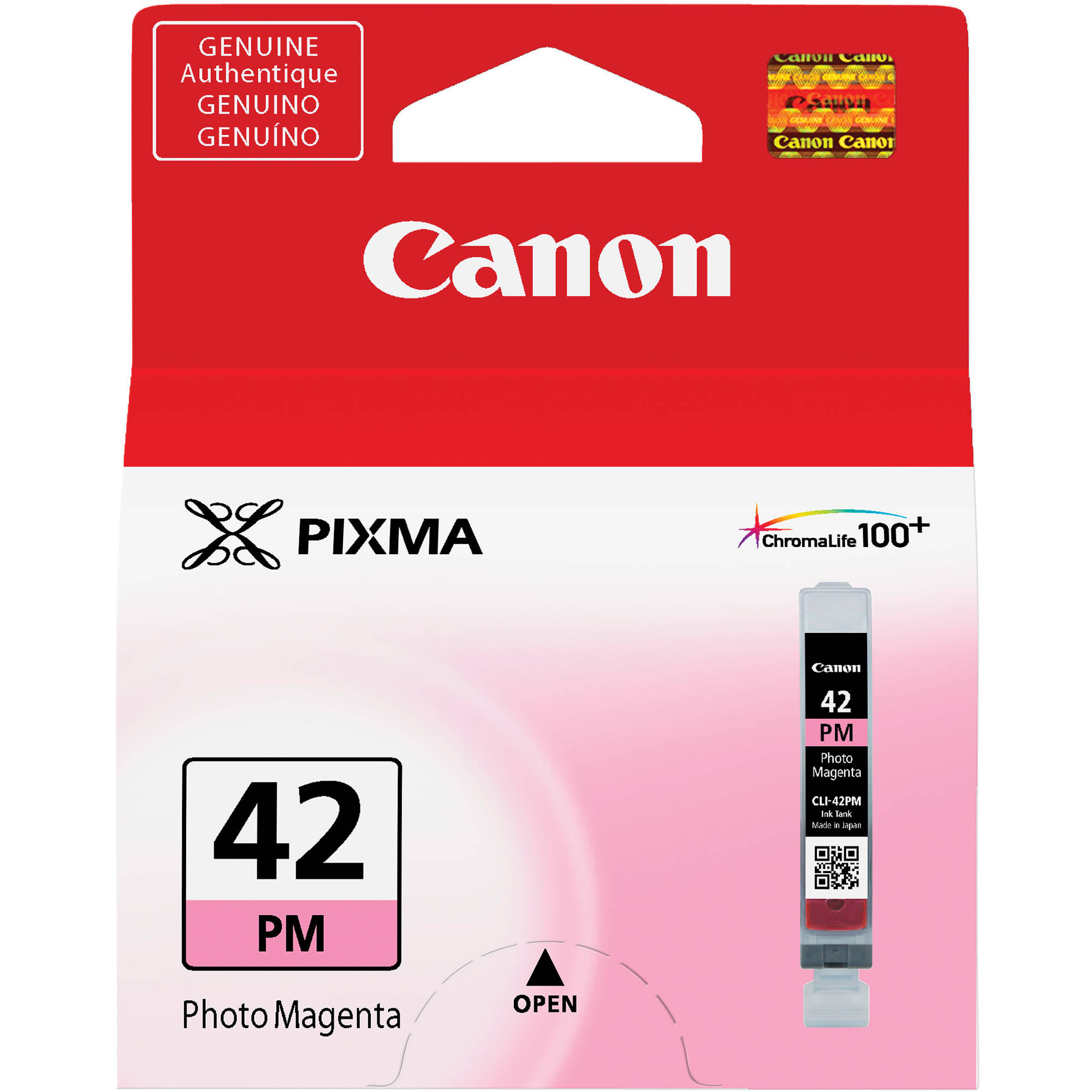 Canon CLI 42 Photo Magenta Ink Cartridge