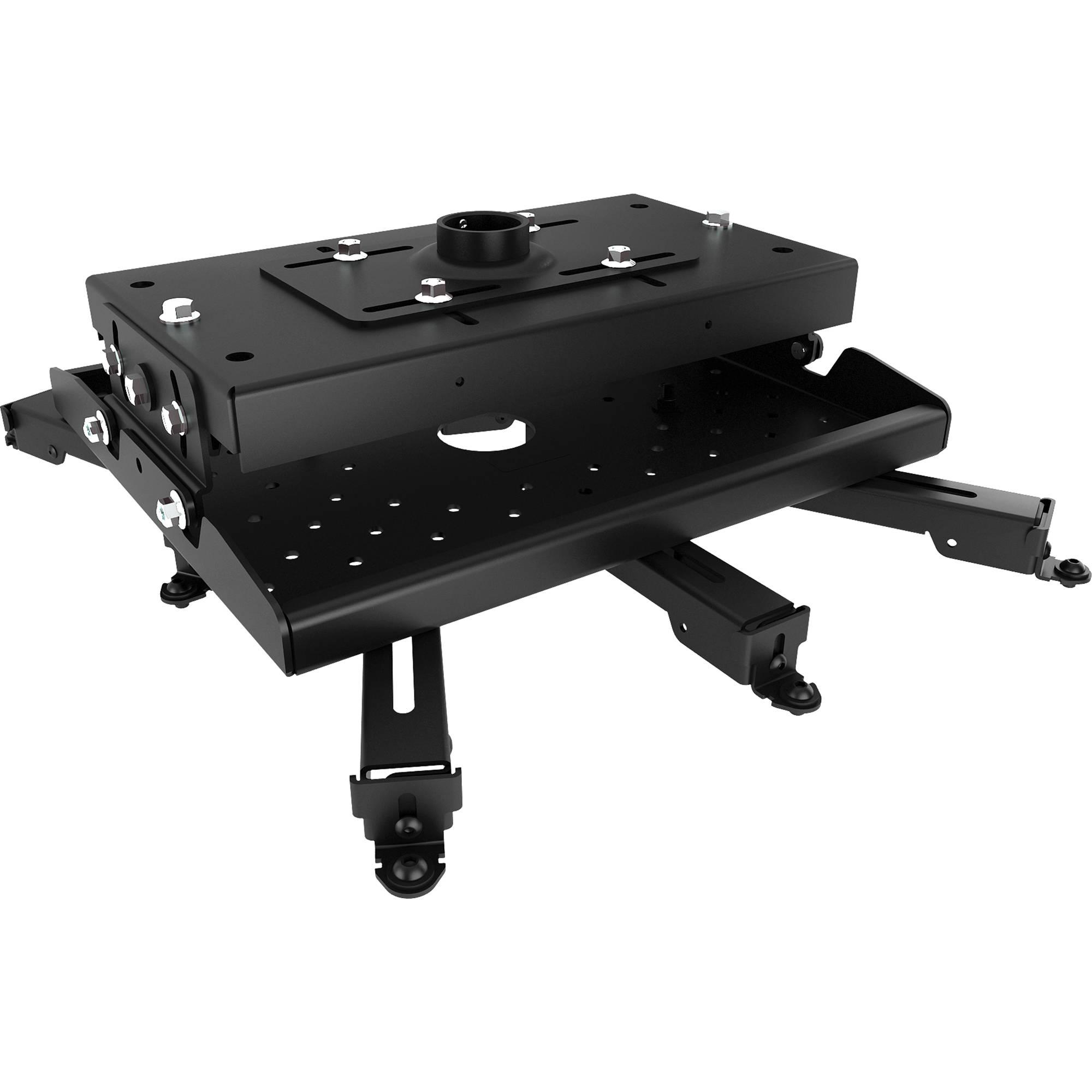 Chief Heavy Duty Universal Projector Mount Black Vcmu B Amp H