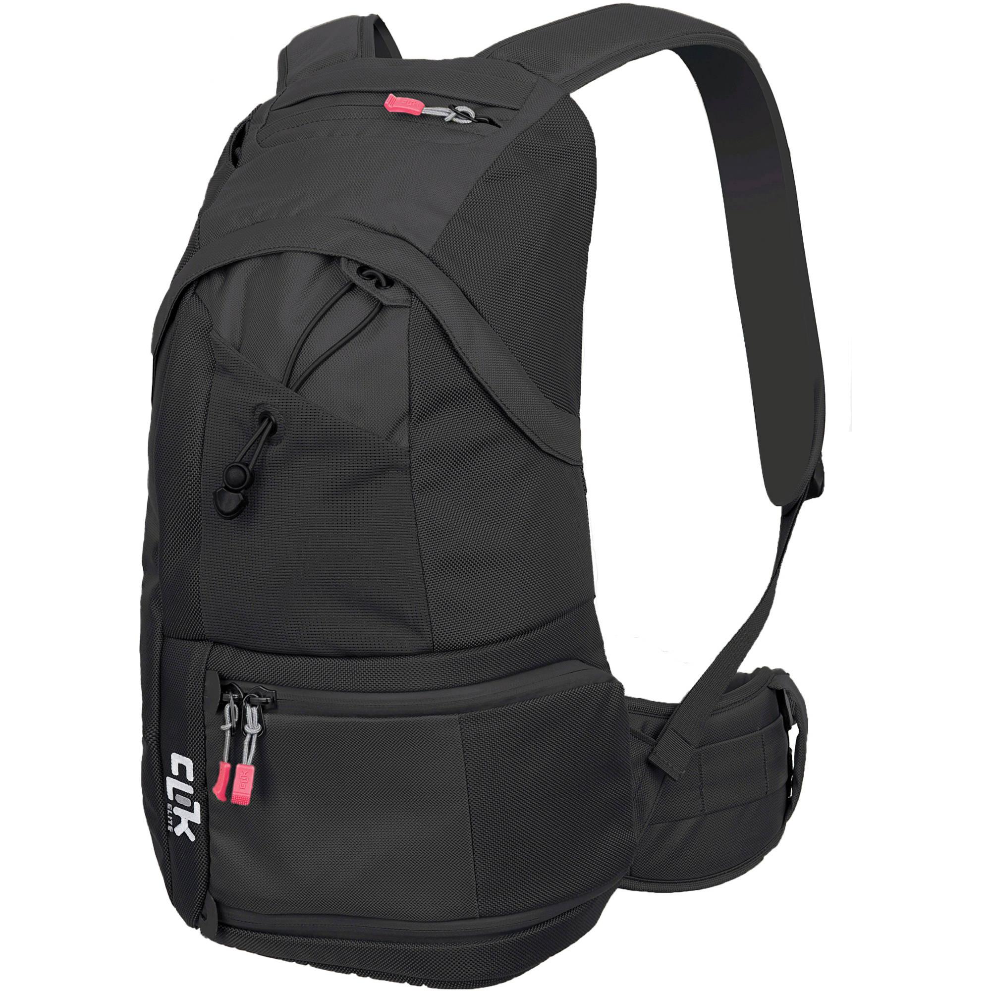 Clik Elite Compact Sport Backpack (Black) CE706BK B&H Photo