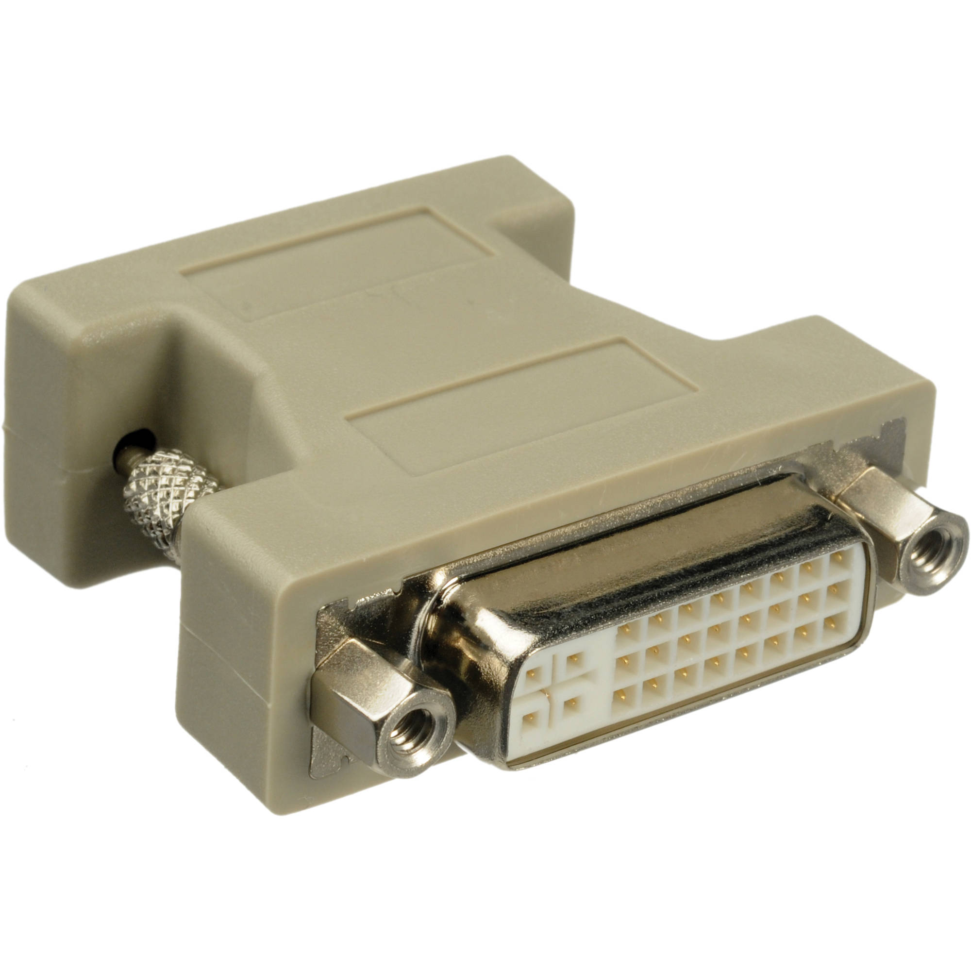 Comprehensive DVI-A Female Connector To VGA Male DVIAJ