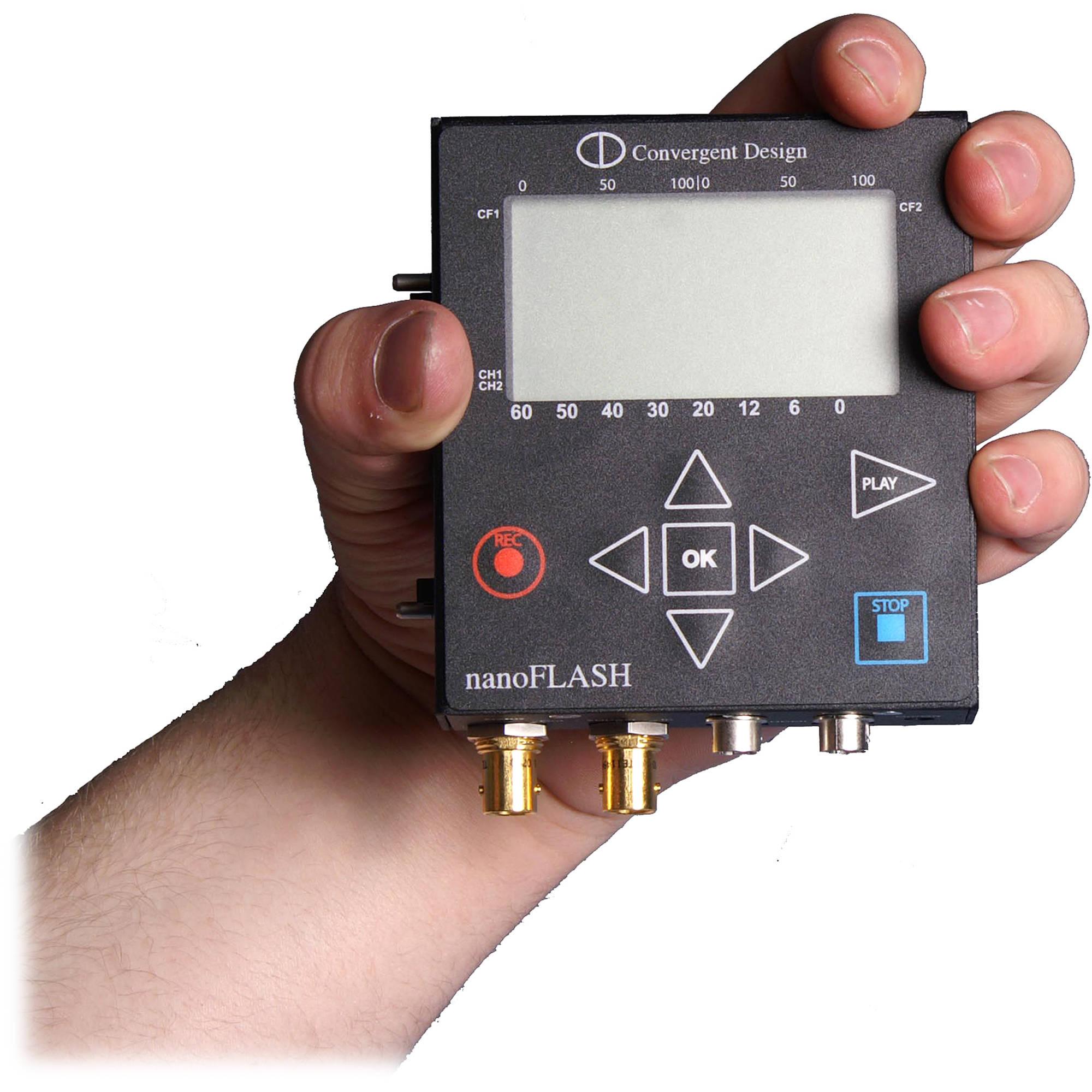 Convergent Design nanoFlash Recorder Driver Download