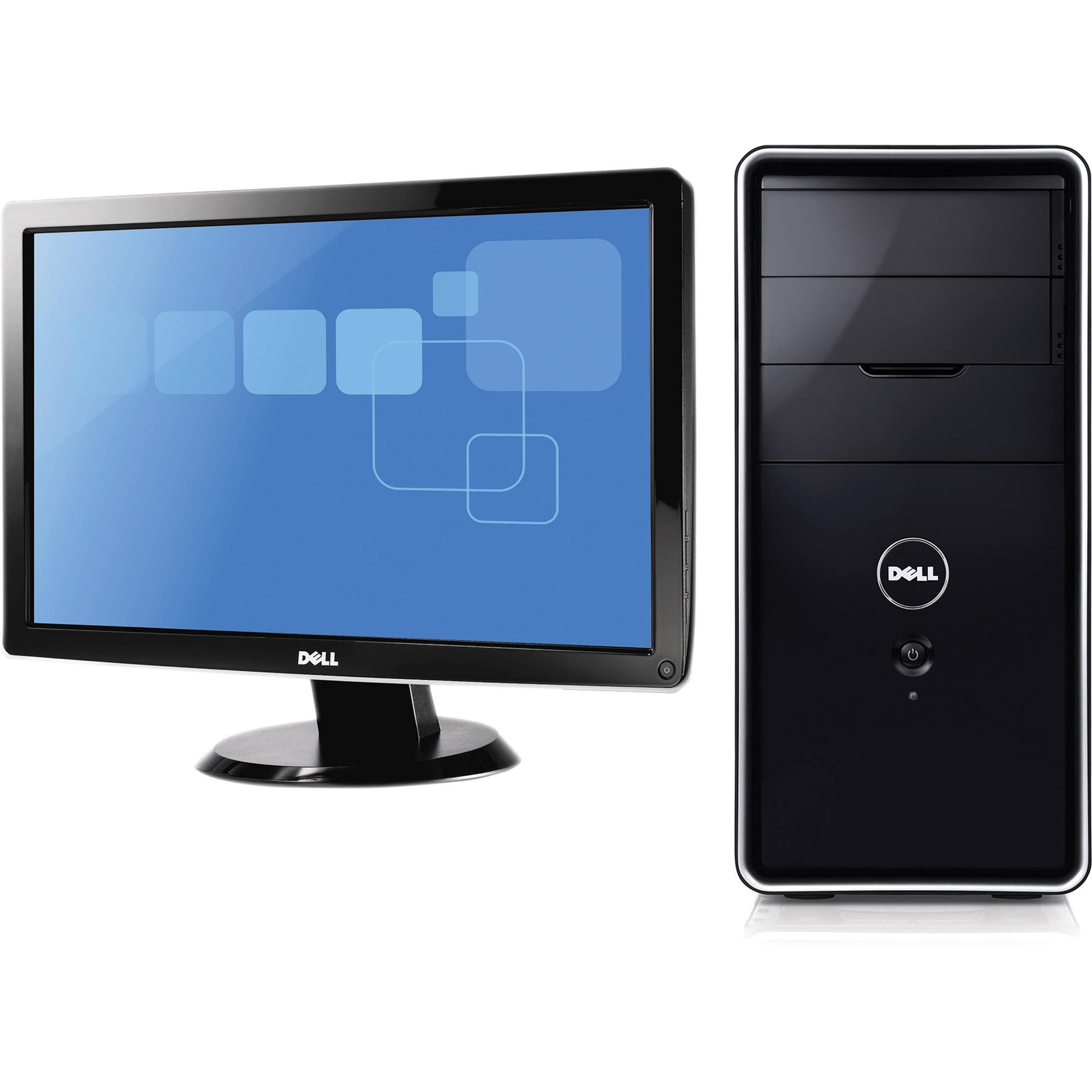 Dell Inspiron 570 I570 5066nbk Desktop Computer I570
