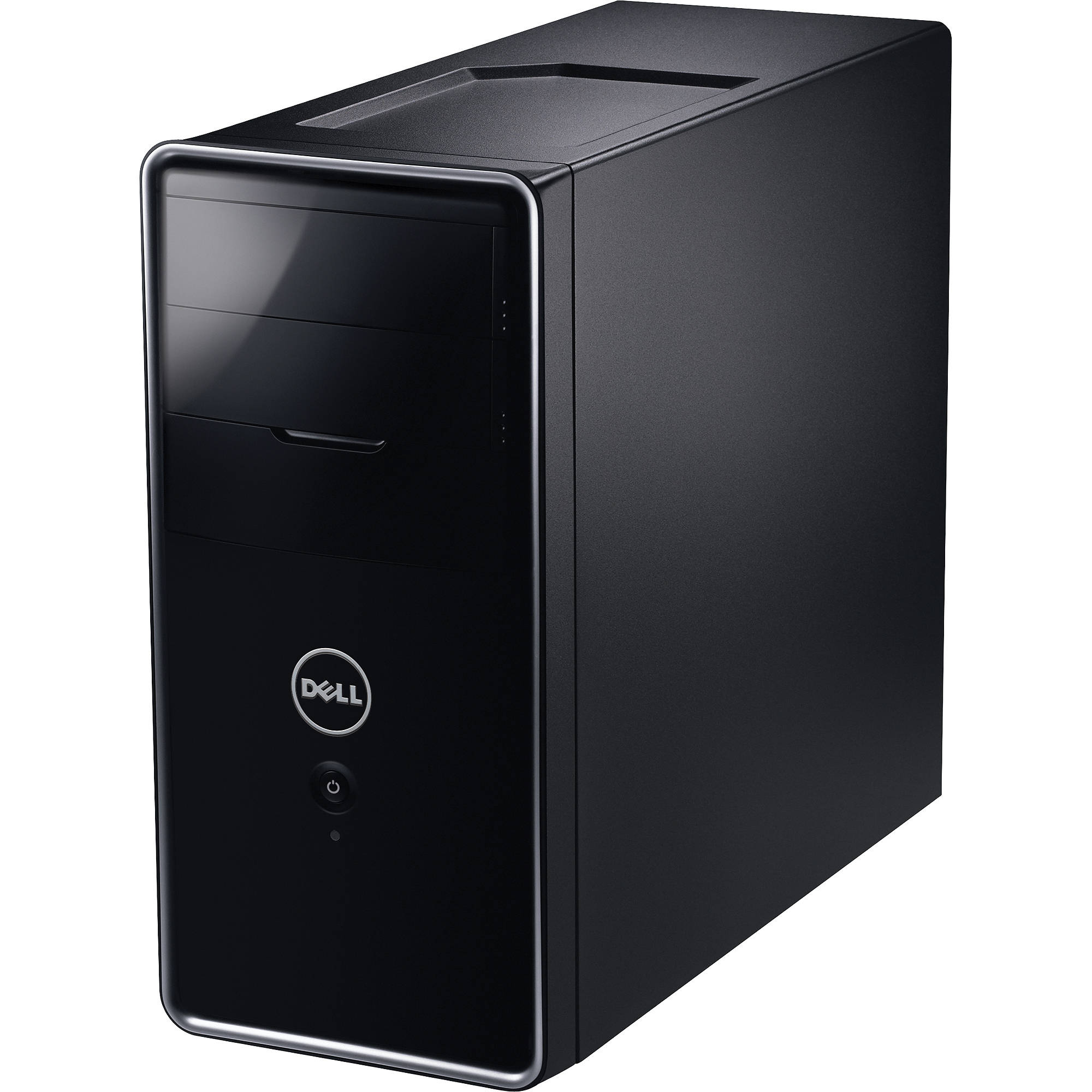 dell inspiron 620 i620 6783bk desktop computer i620 6783bk b h. Black Bedroom Furniture Sets. Home Design Ideas