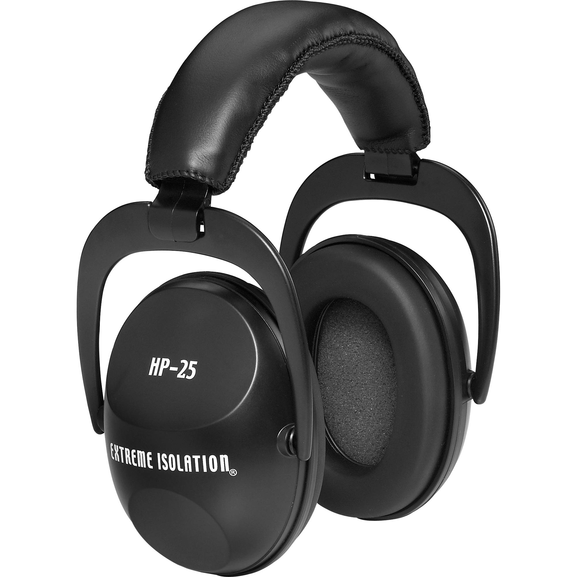direct sound headphones hp 25 hearing protection hp 25 b h photo. Black Bedroom Furniture Sets. Home Design Ideas