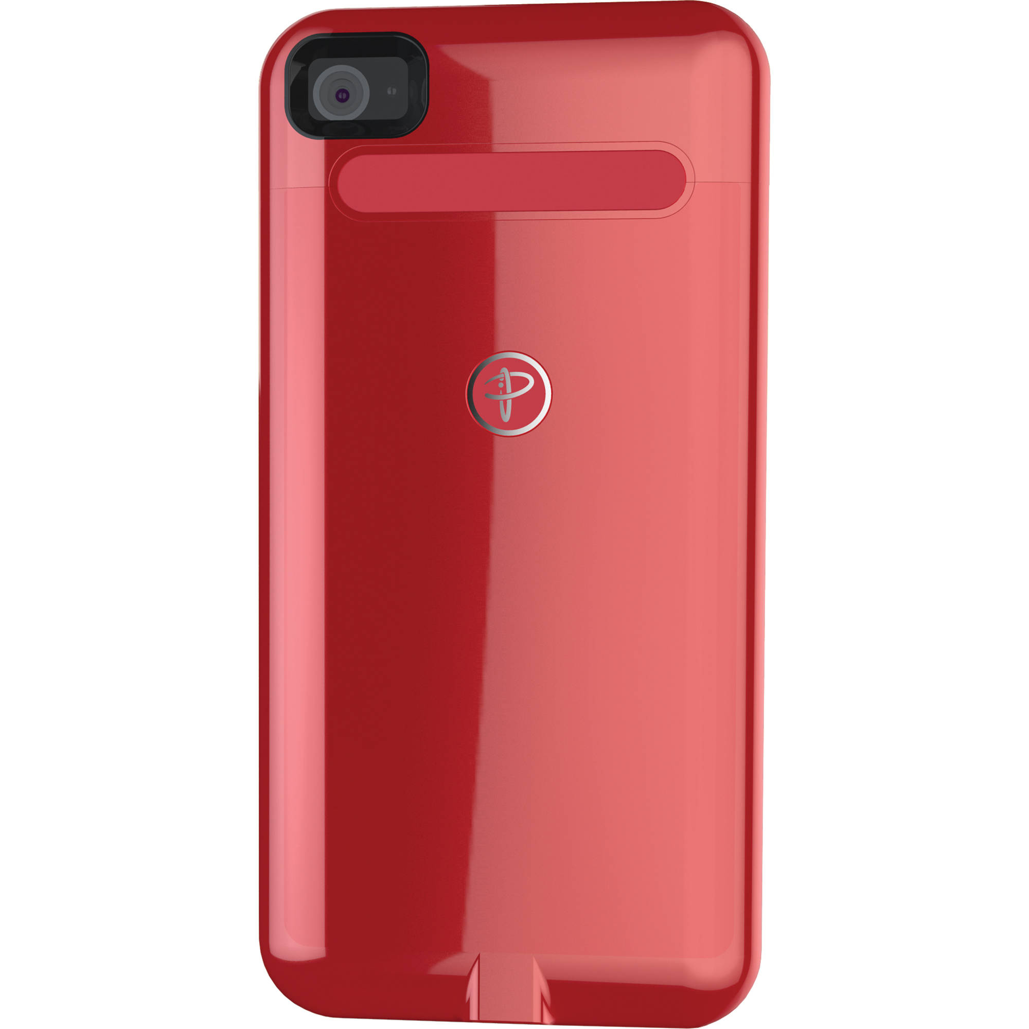 buy online c22fa 89cd5 Duracell Powermat Wireless Case for iPhone 4/4S (Red) 84878893