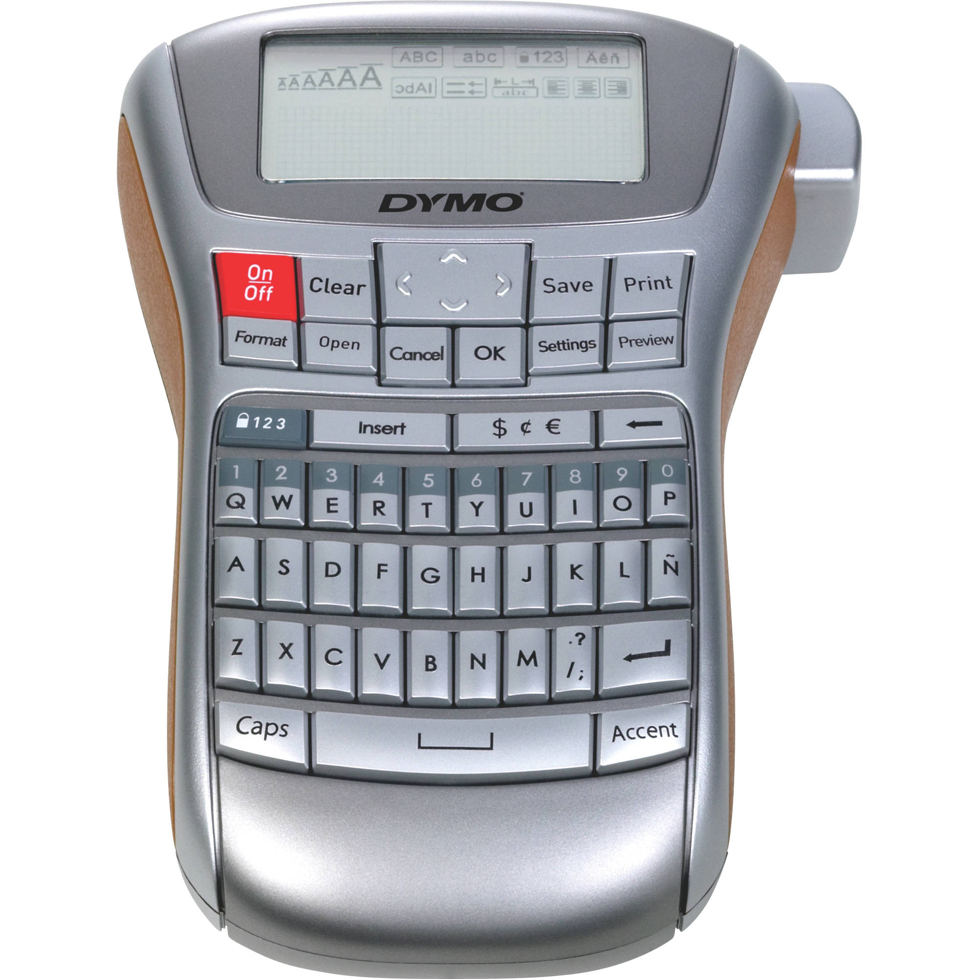 Dymo LabelManager 220P Portable Label Maker 1738347 B&H Photo