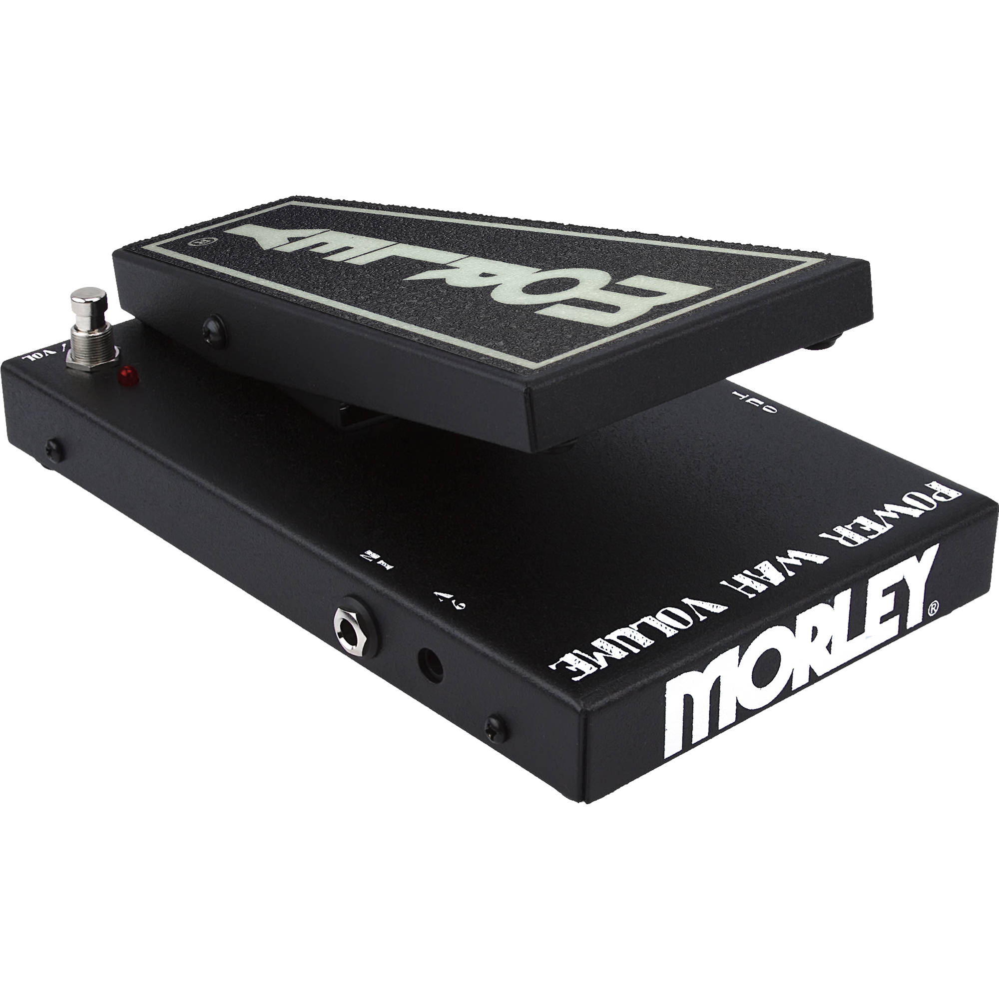 morley pwov power wah volume guitar pedal pwov b h photo video. Black Bedroom Furniture Sets. Home Design Ideas