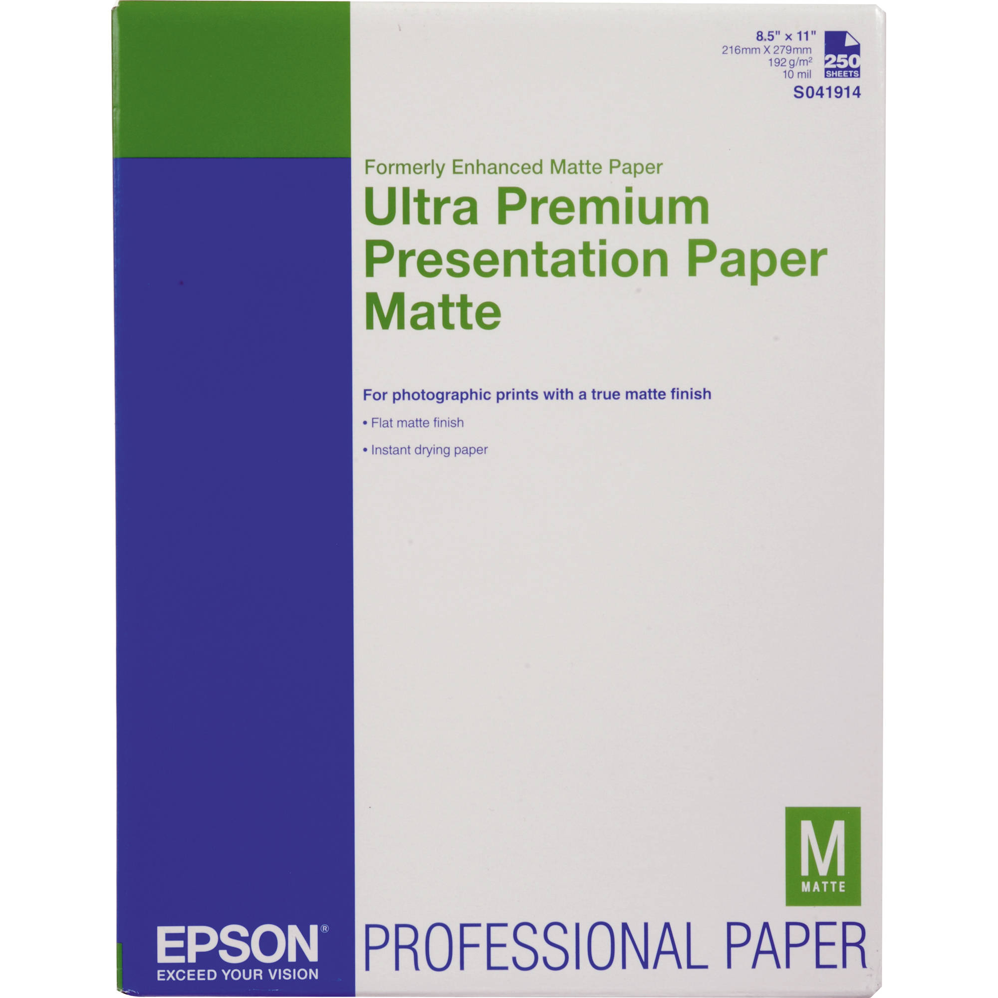 epson paper Wide range of a4 epson photo papers available from photo paper direct order online or call the sales team mon-fri 0208 440 6115.