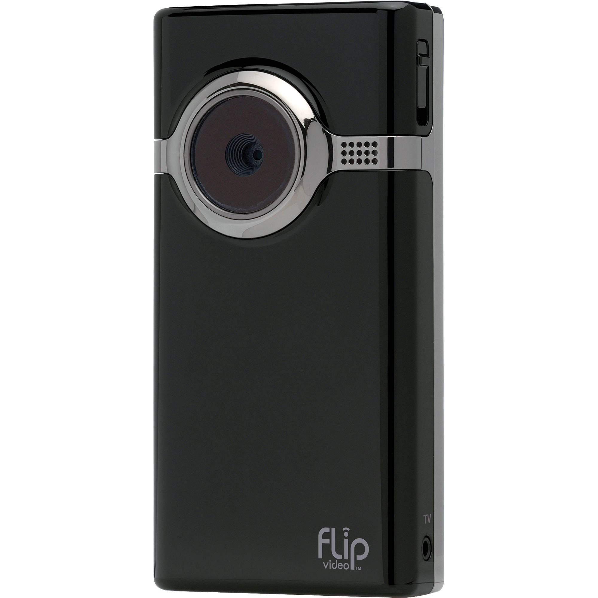 Flip Video MinoHD Camcorder (Black)