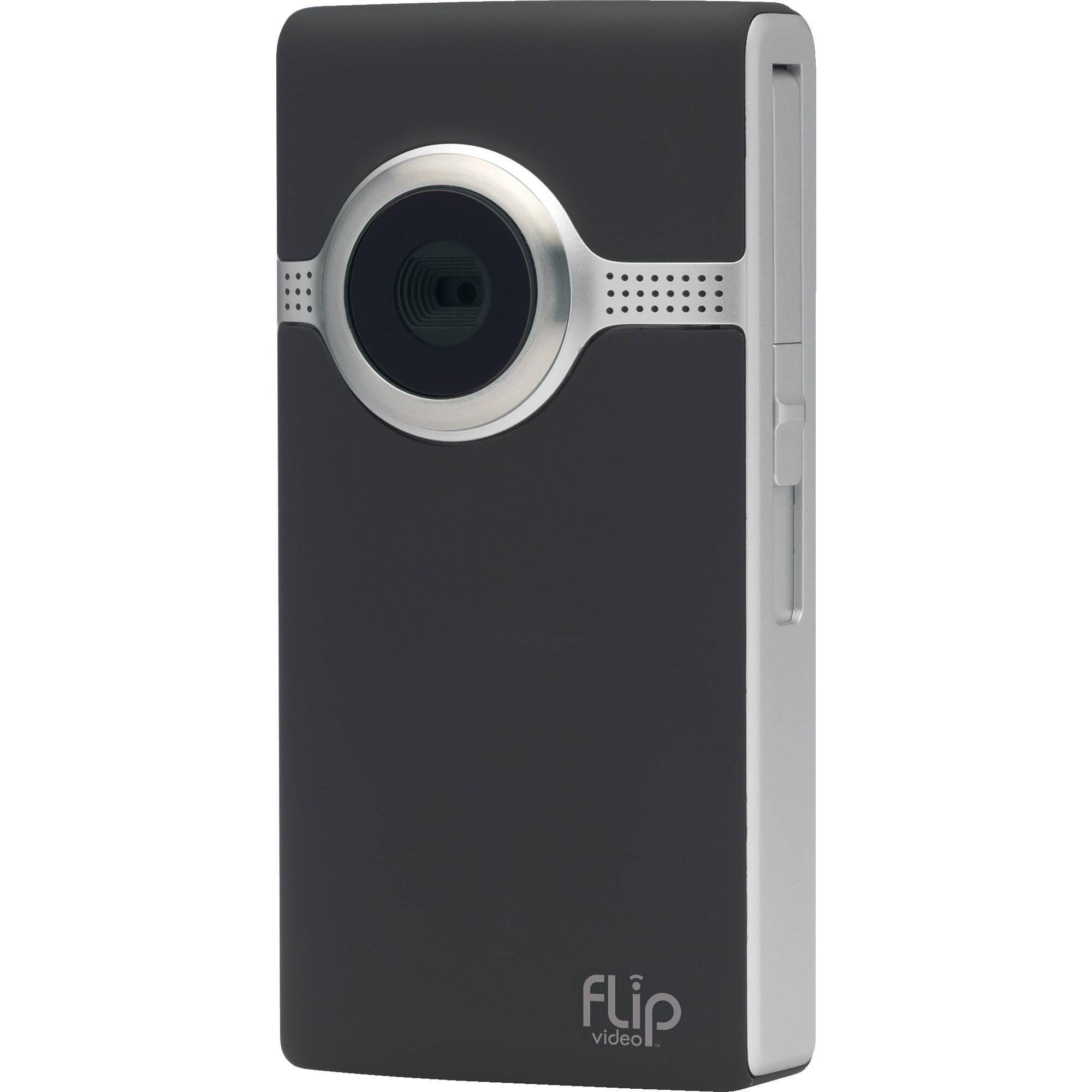 flip video ultrahd video camera black 2 hours u32120b b h rh bhphotovideo com Flip Ultra HD Manual Flip Ultra HD Model U260