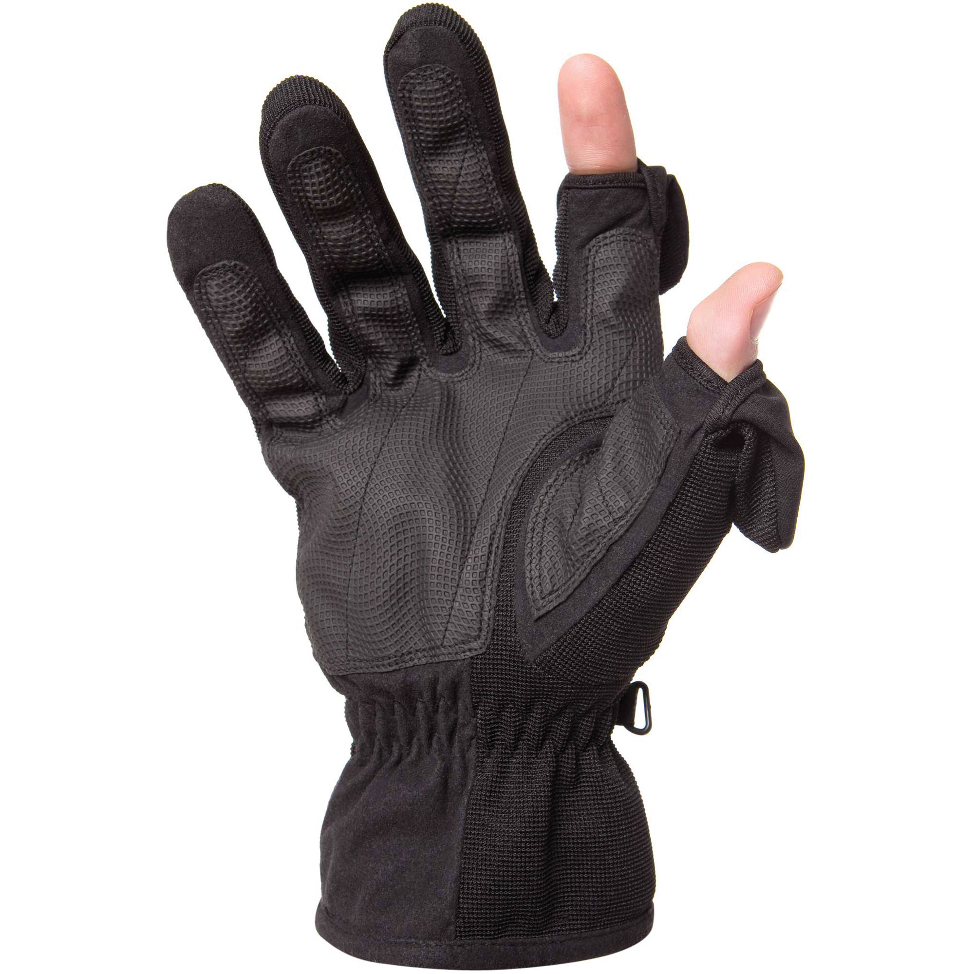 Mens winter gloves xxl - Freehands Men S Stretch Thinsulate Gloves Large Black