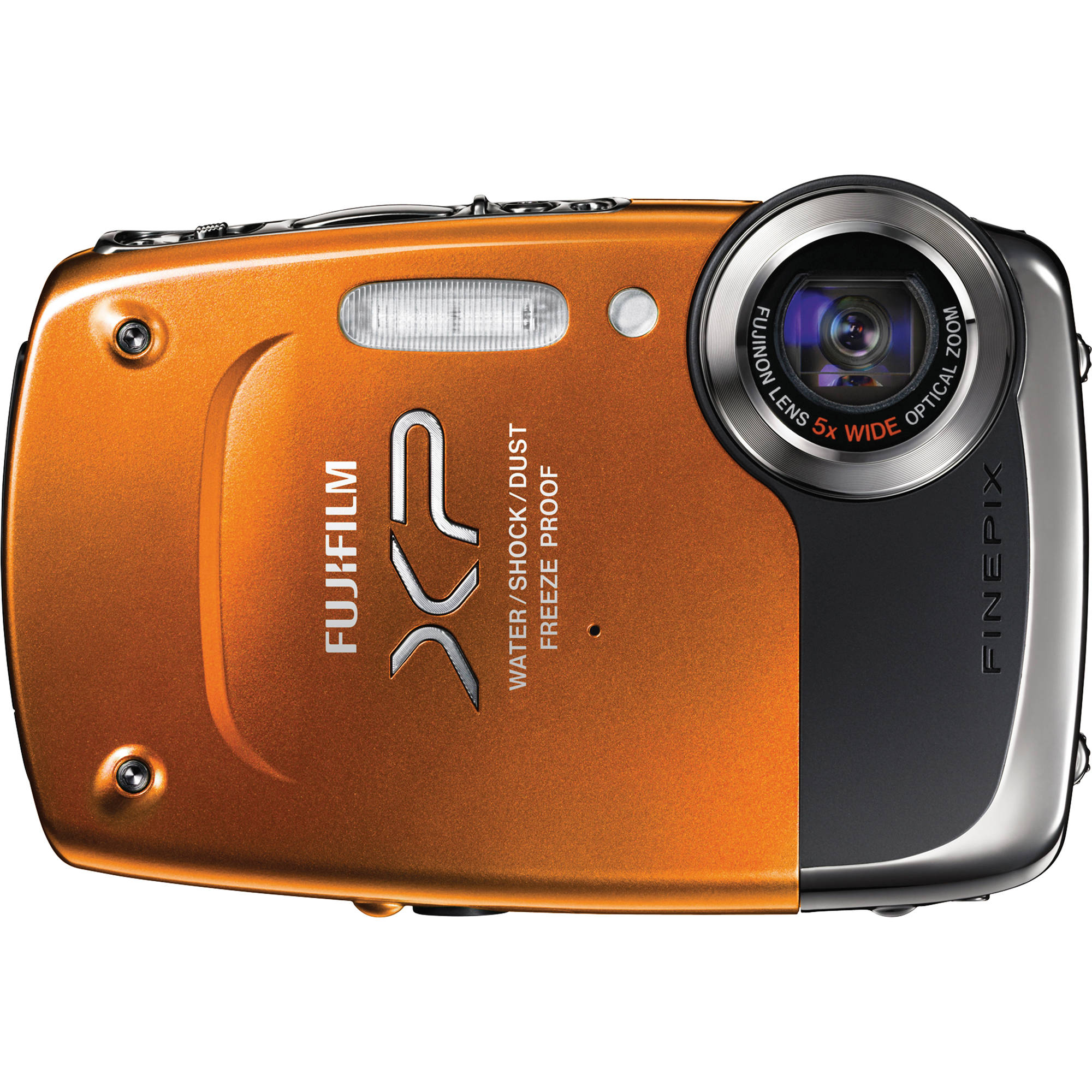 fujifilm finepix xp20 digital camera orange 16124810 b h photo rh bhphotovideo com fuji x20 manual Fuji FinePix S6800 Digital Camera