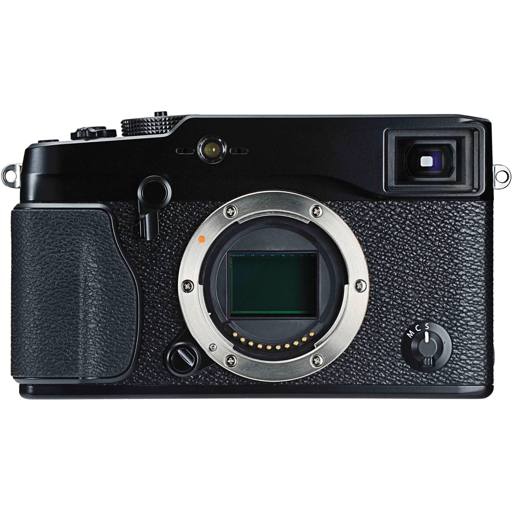 Fuji Digital Cameras: Fujifilm X-Pro1 Mirrorless Digital Camera (Body Only) 16225391