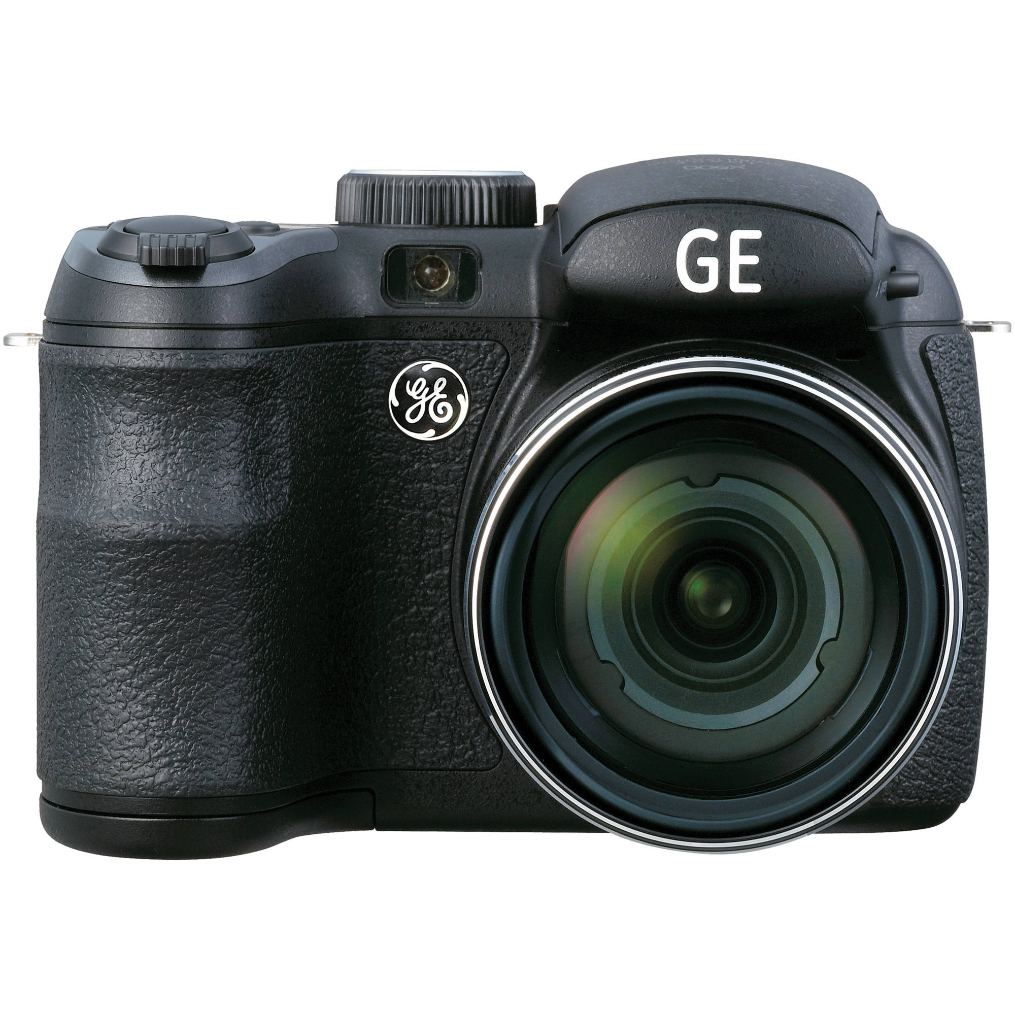 General Electric X500 Bridge Digital Camera (Black)