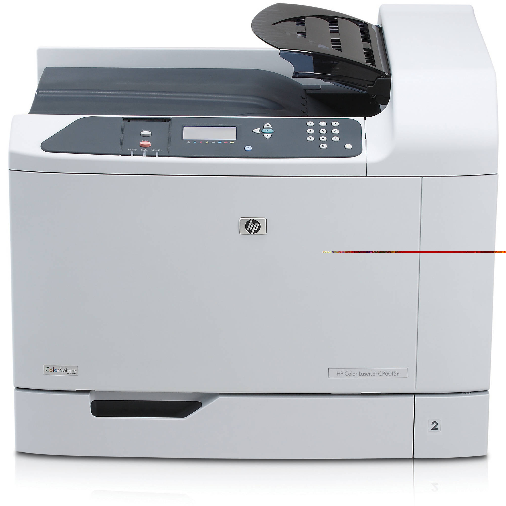 Color printers laser - Hp Laserjet Cp6015dn Network Color Laser Printer
